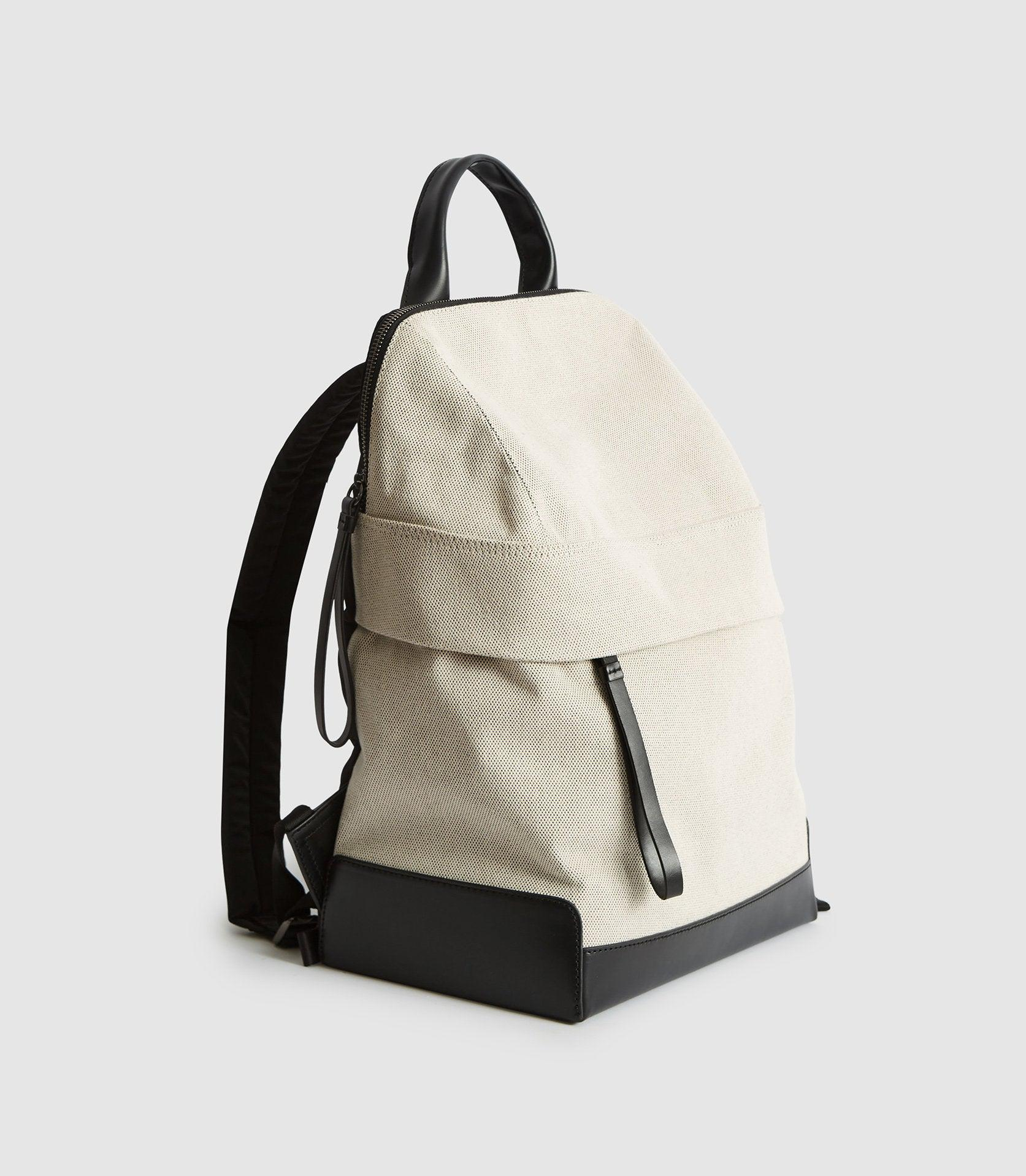 ALBION - CANVAS BACKPACK 1