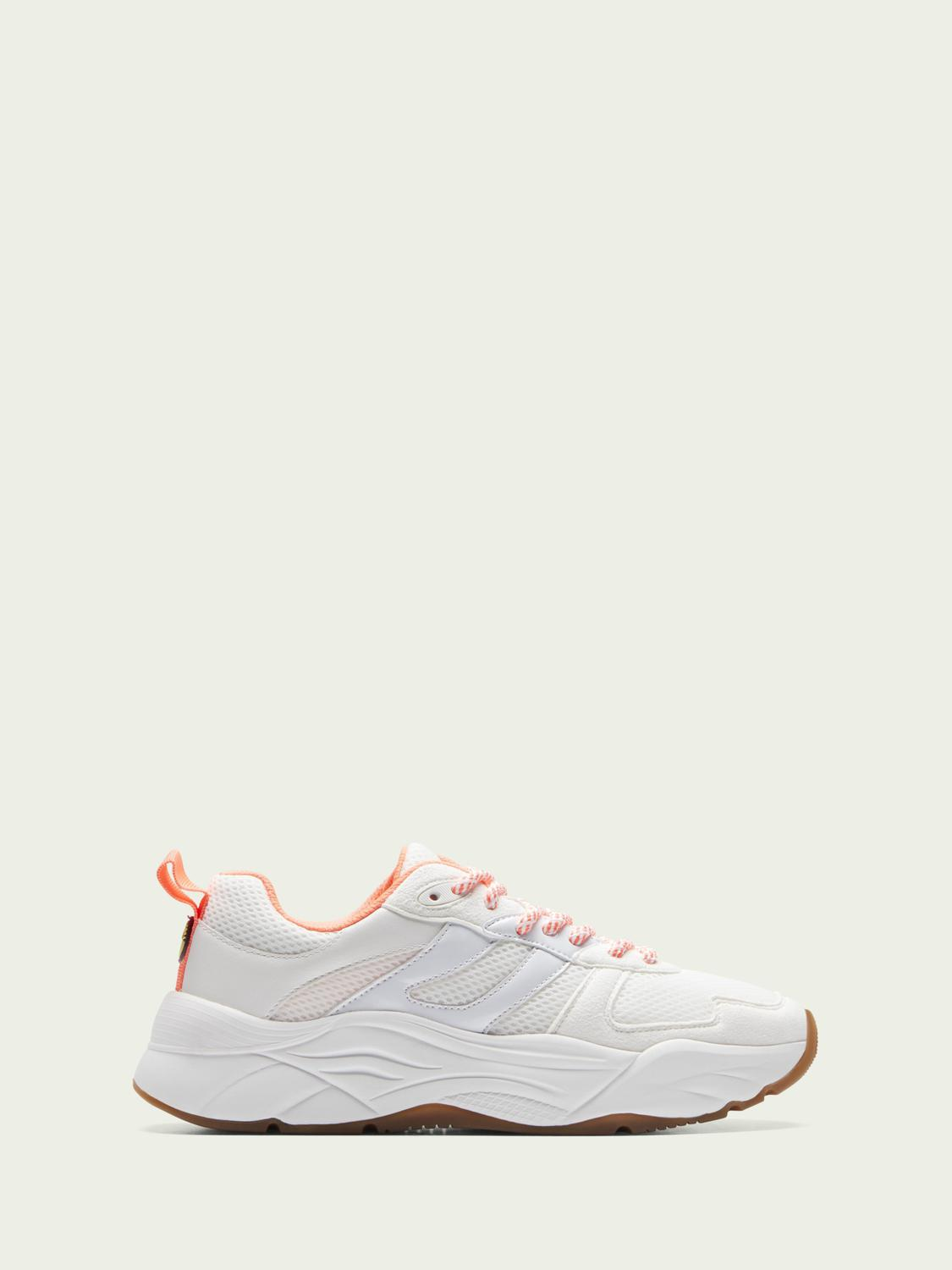 Celest lace-up sneakers