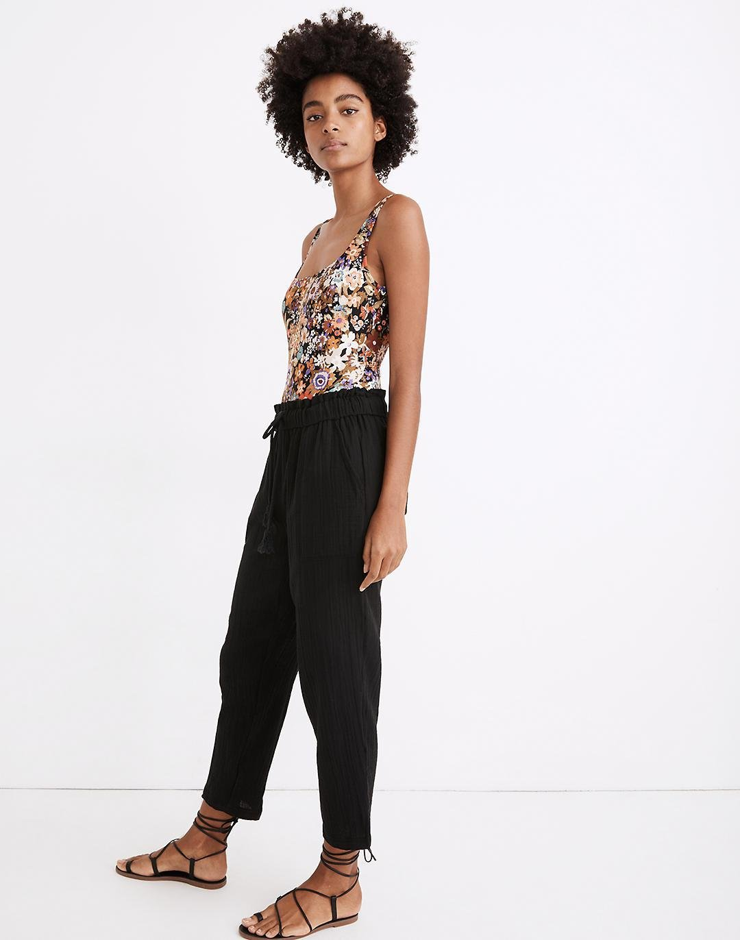 Beach Cover-Up Track Trousers 1