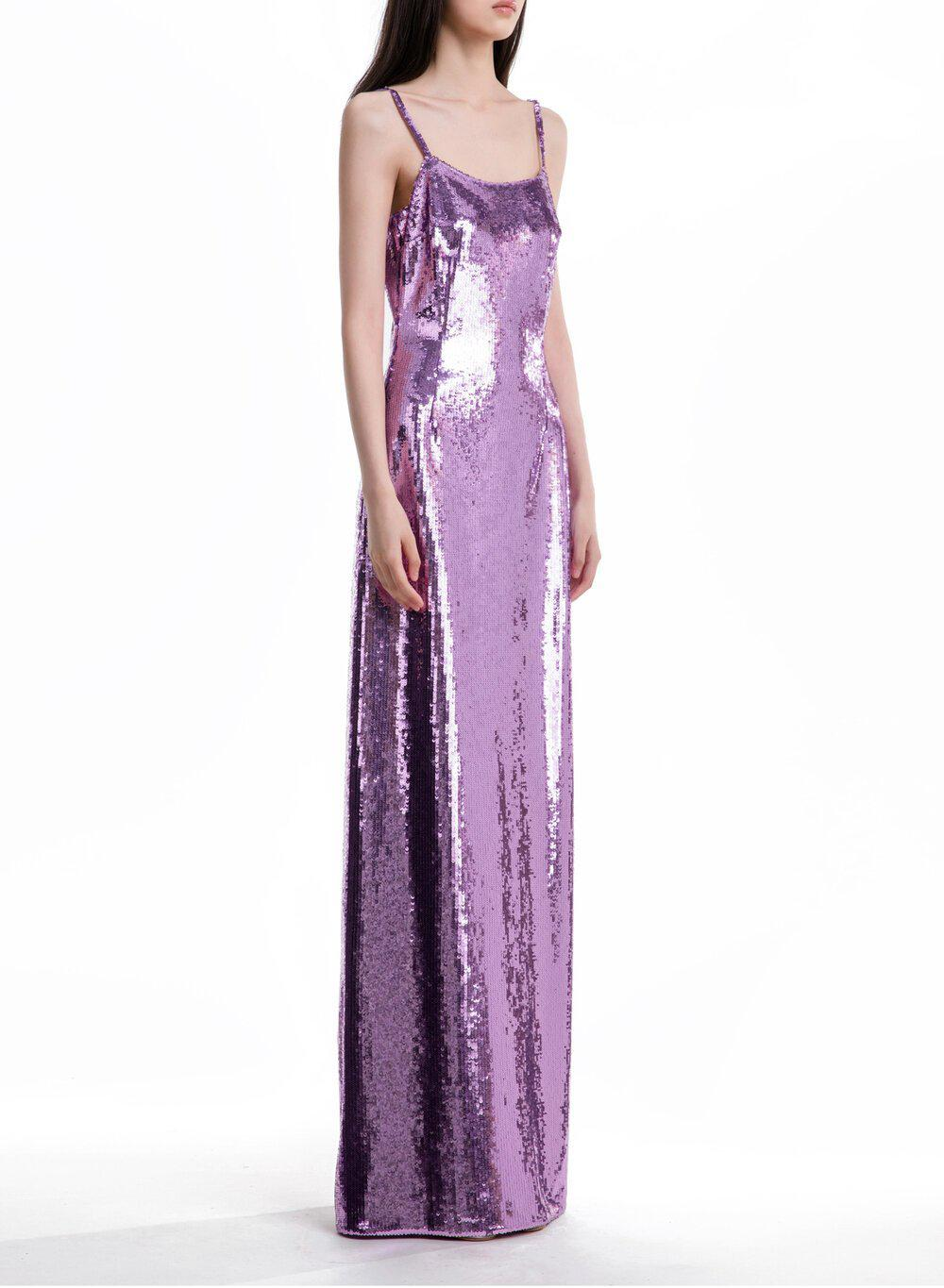 AURORA GOWN LILAC TULLE 5