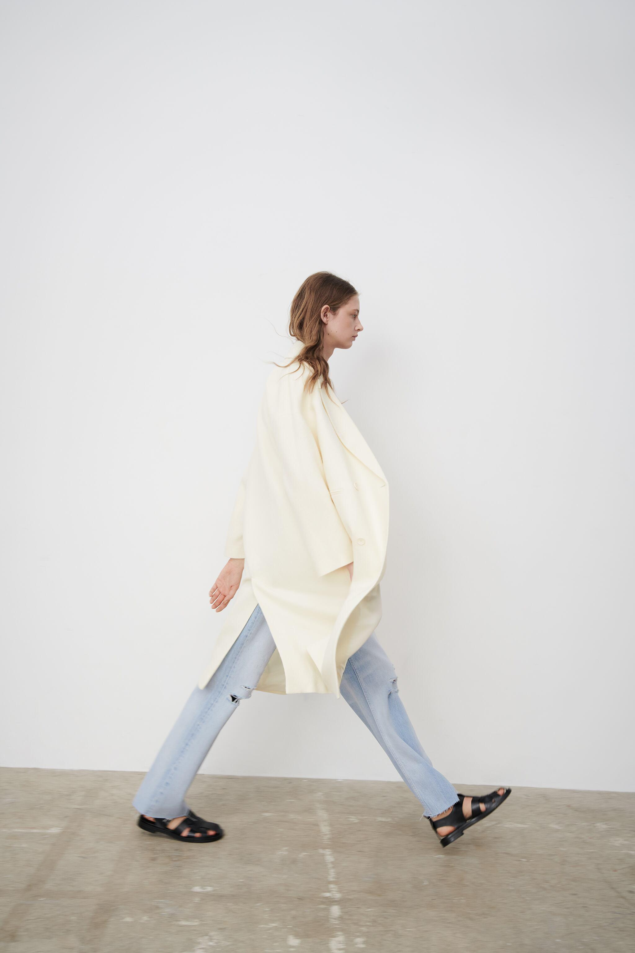 OVERSIZED WOOL COAT LIMITED EDITION 5