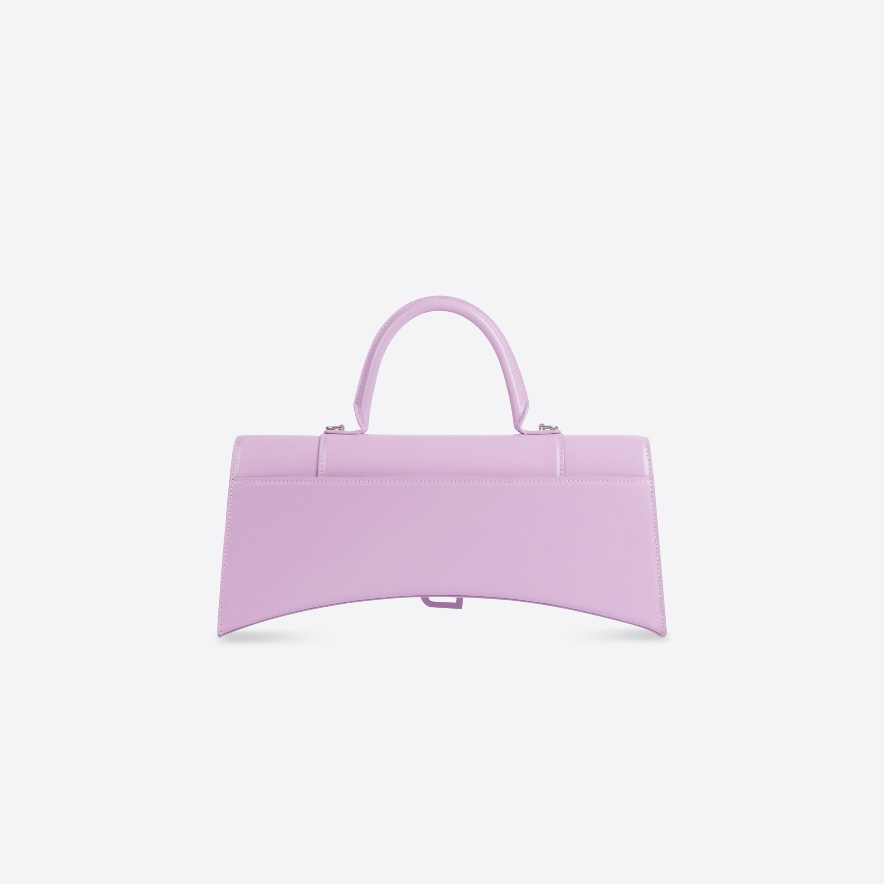 Hourglass Stretched Top Handle Bag 1