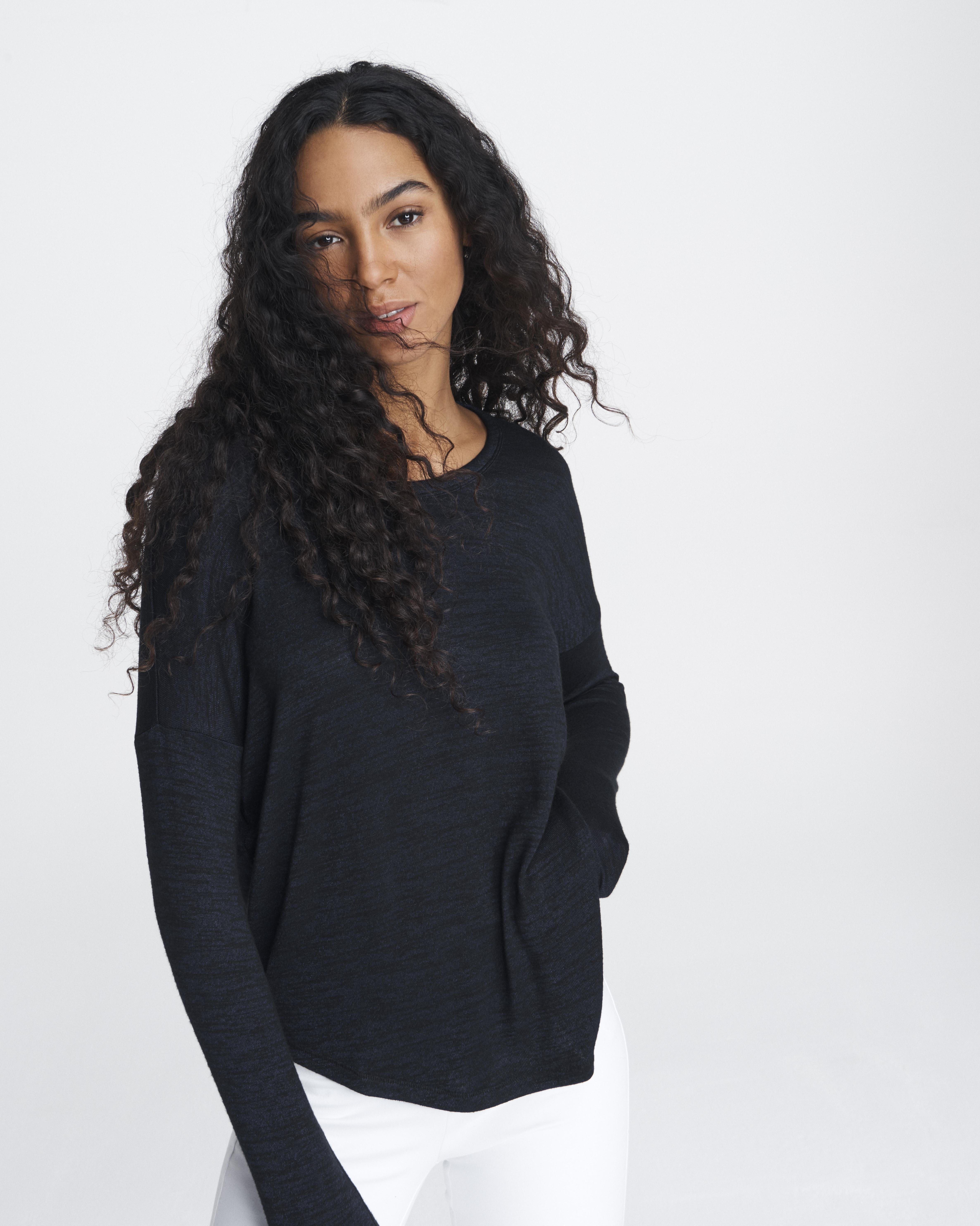The knit tee