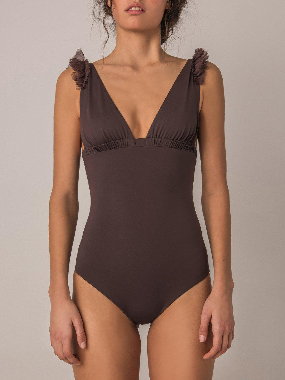 Silky Wings Vintage One-Piece