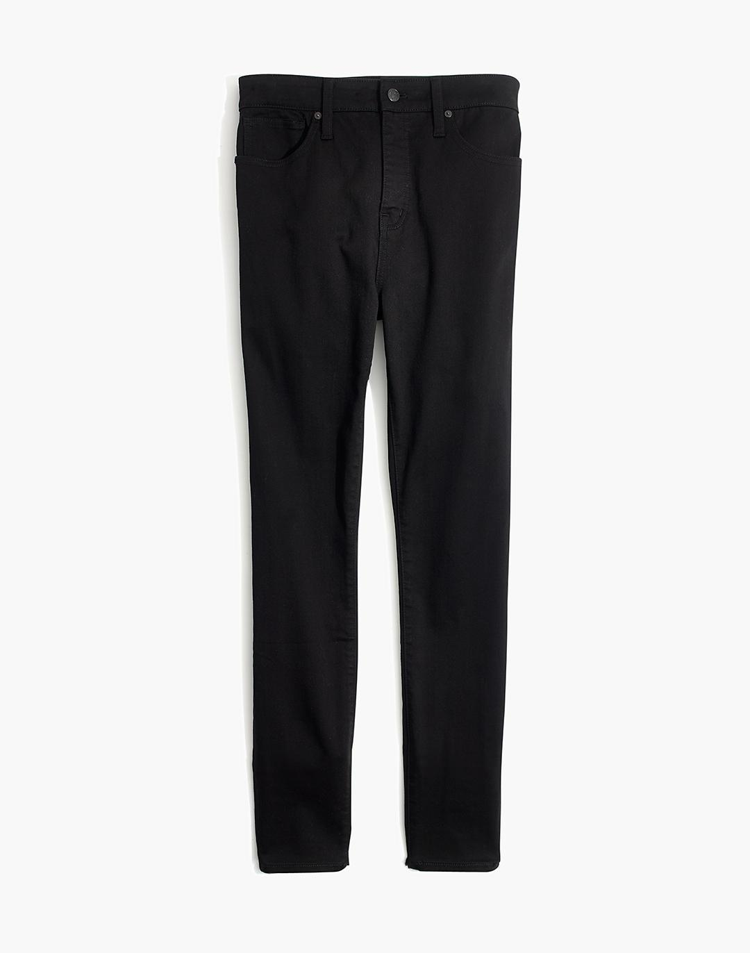 Curvy High-Rise Skinny Jeans in Carbondale Wash 3
