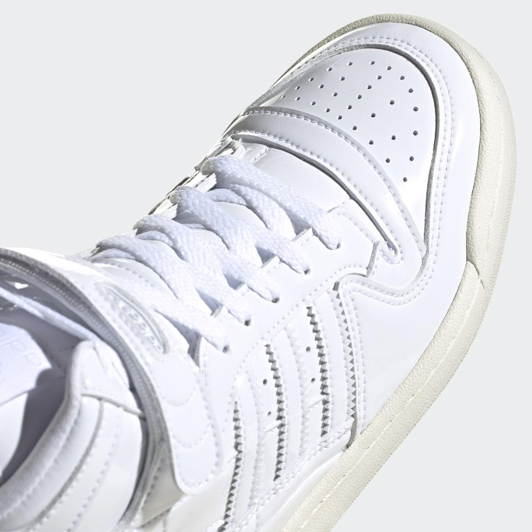 Forum 84 High Shoes White 4
