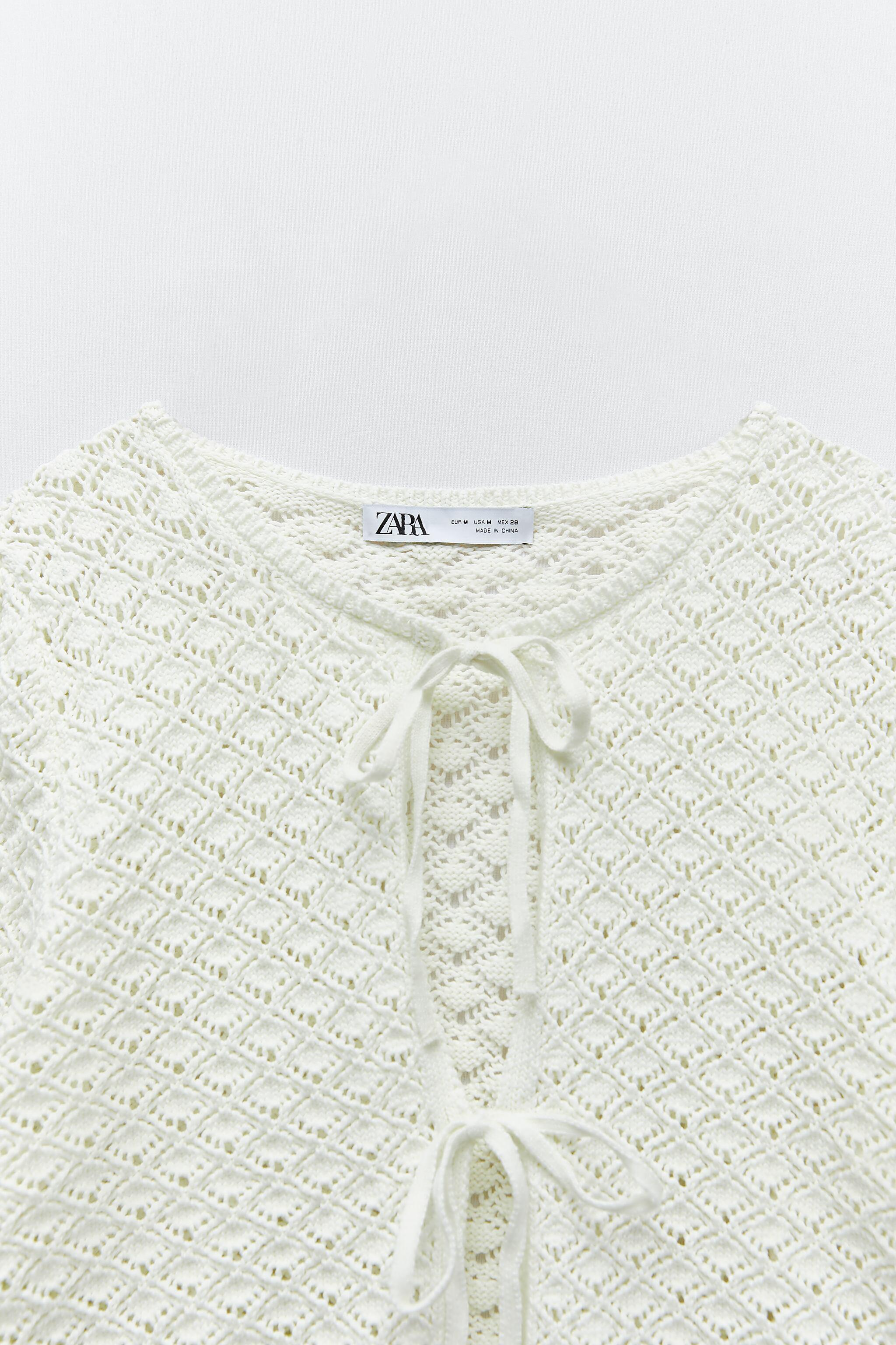 POINTELLE KNIT TOP 7