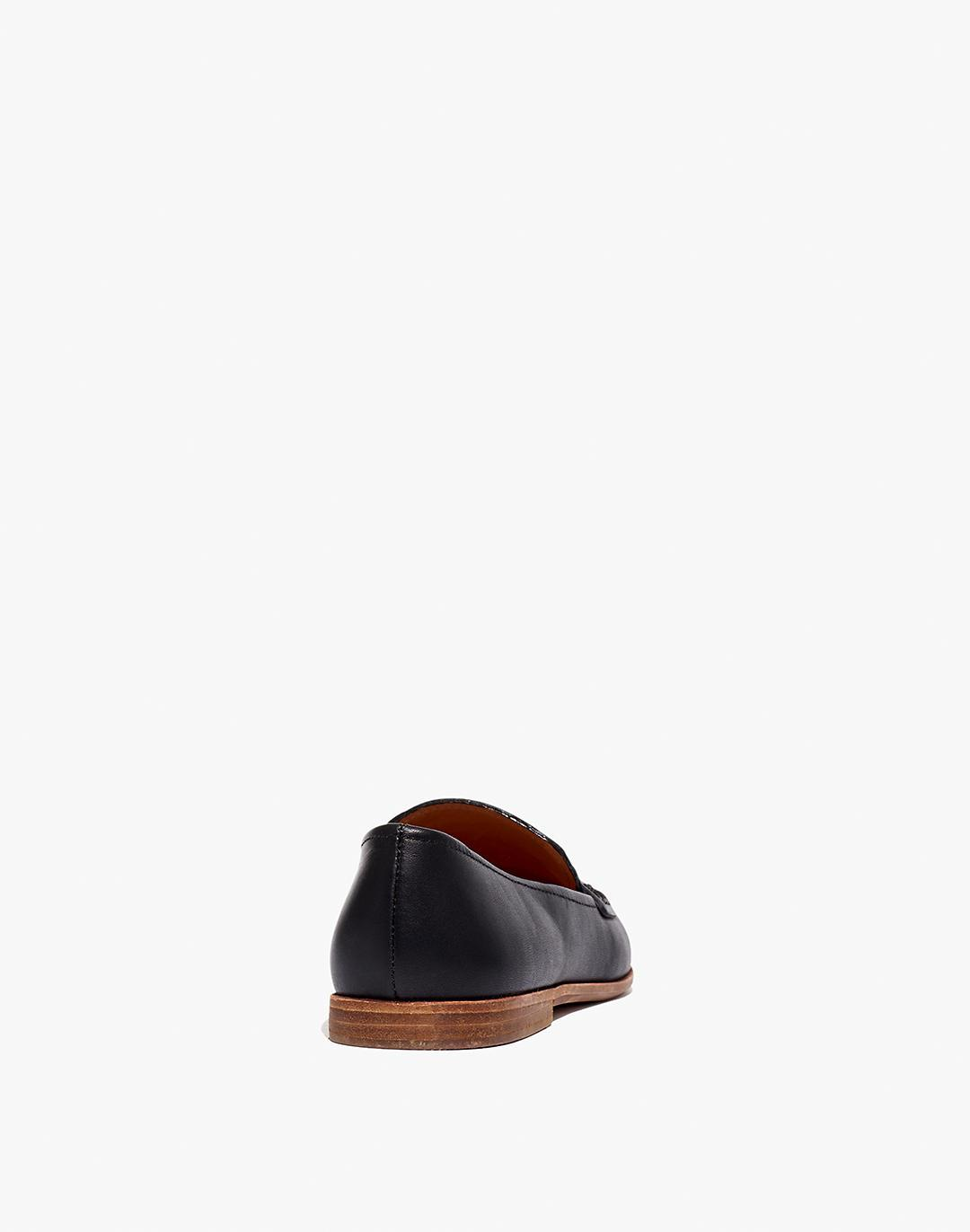 The Alex Loafer in Leather and Suede 2