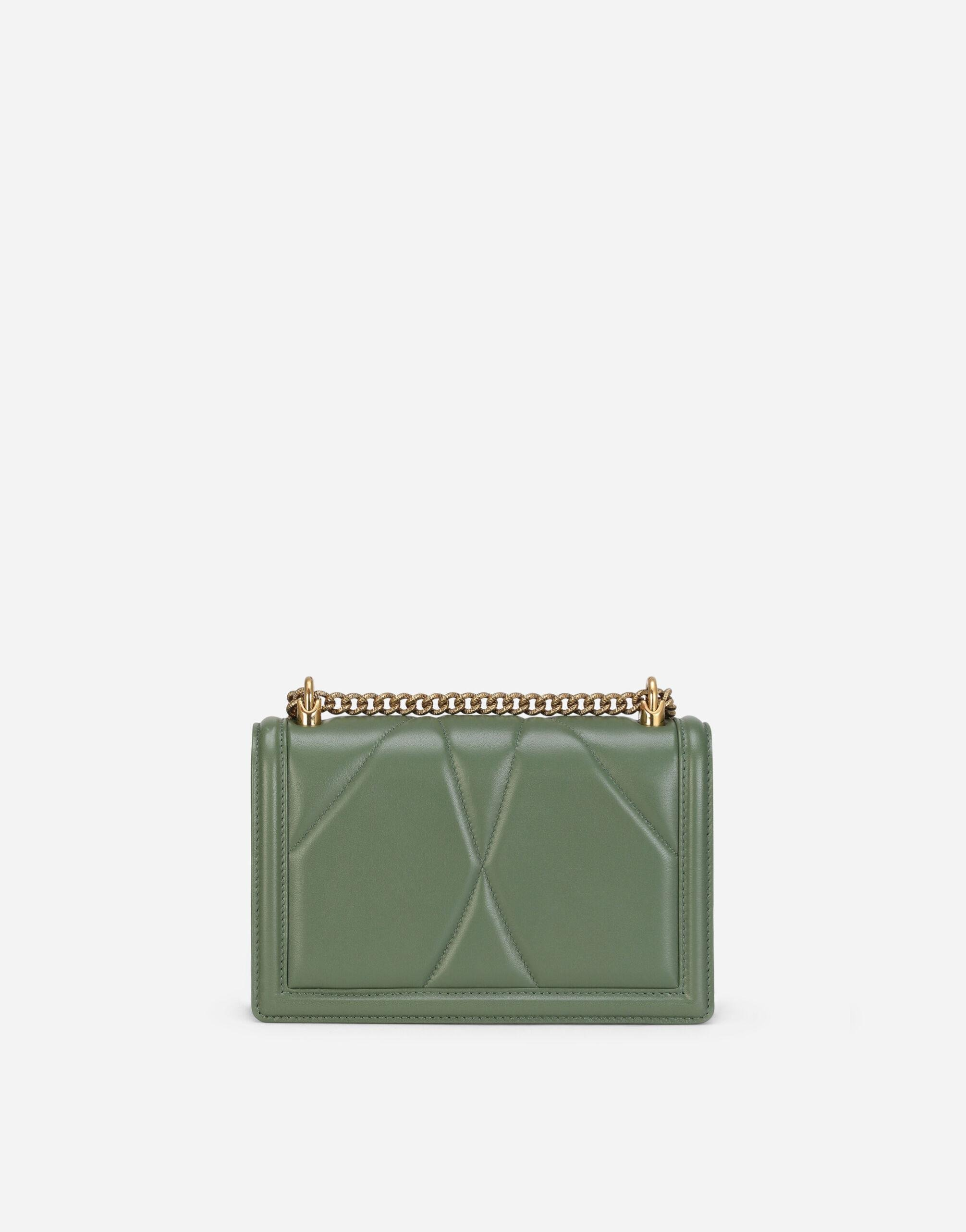 Medium Devotion crossbody bag in quilted nappa leather 2