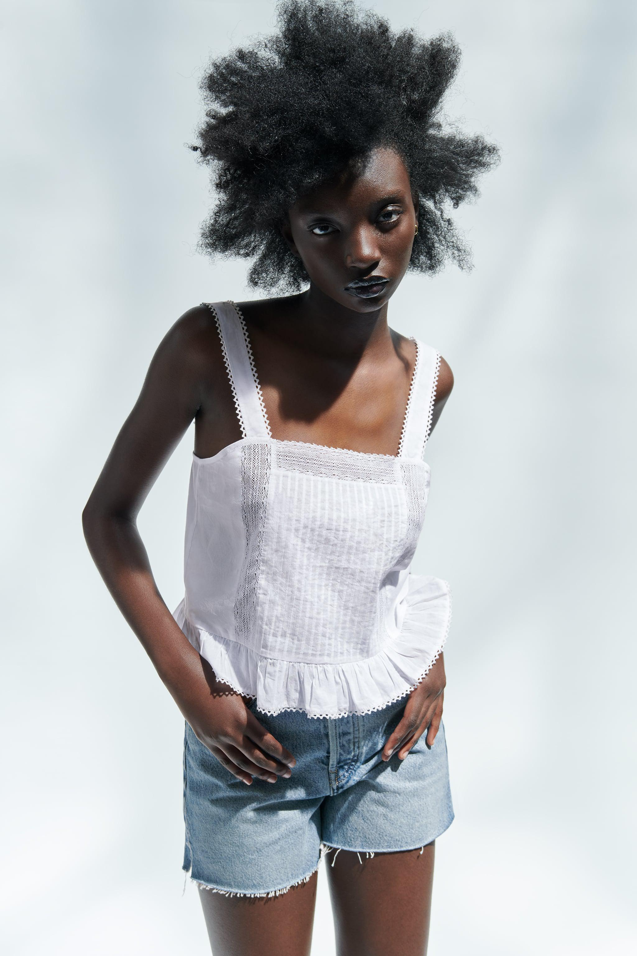 MIXED CAMISOLE TOP 1