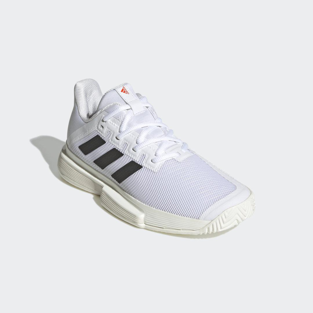 SoleMatch Bounce Tokyo Tennis Shoes White