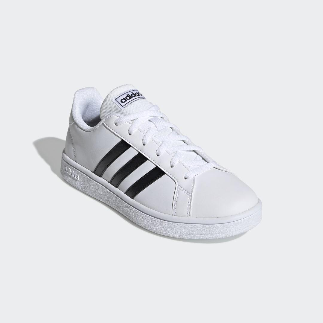 Grand Court Base Shoes White