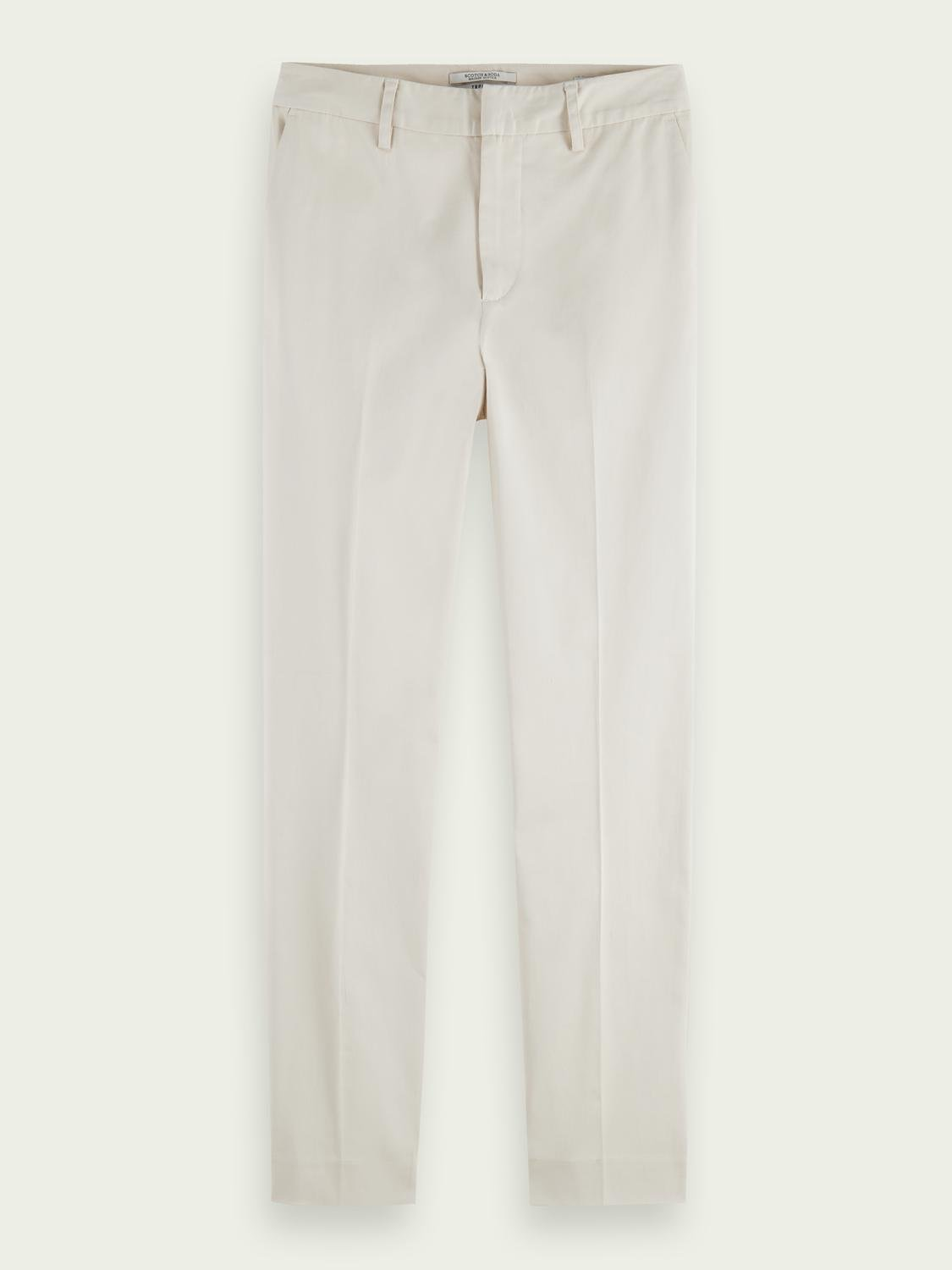 Bell slim-fit chino