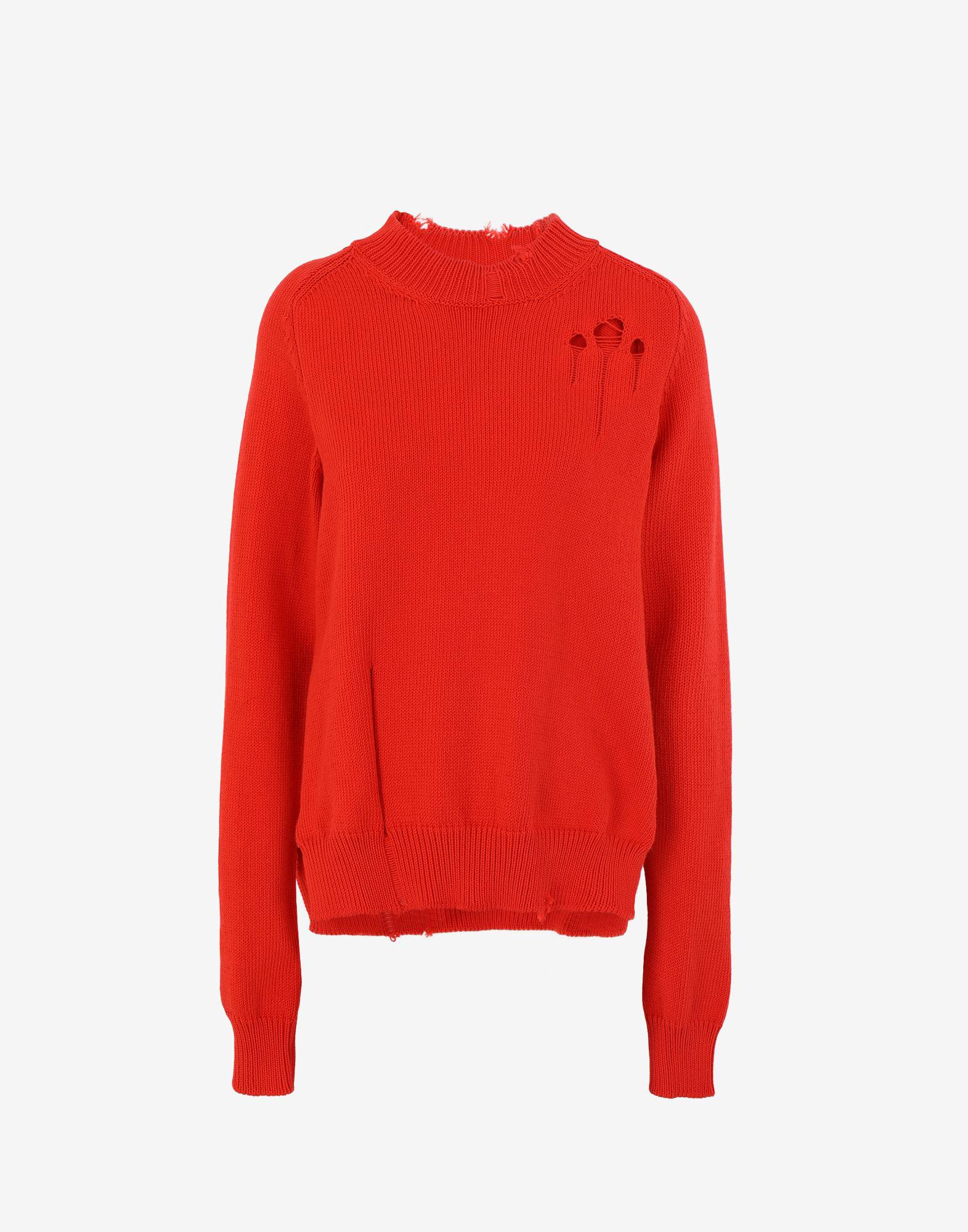 Destroyed sweater 4