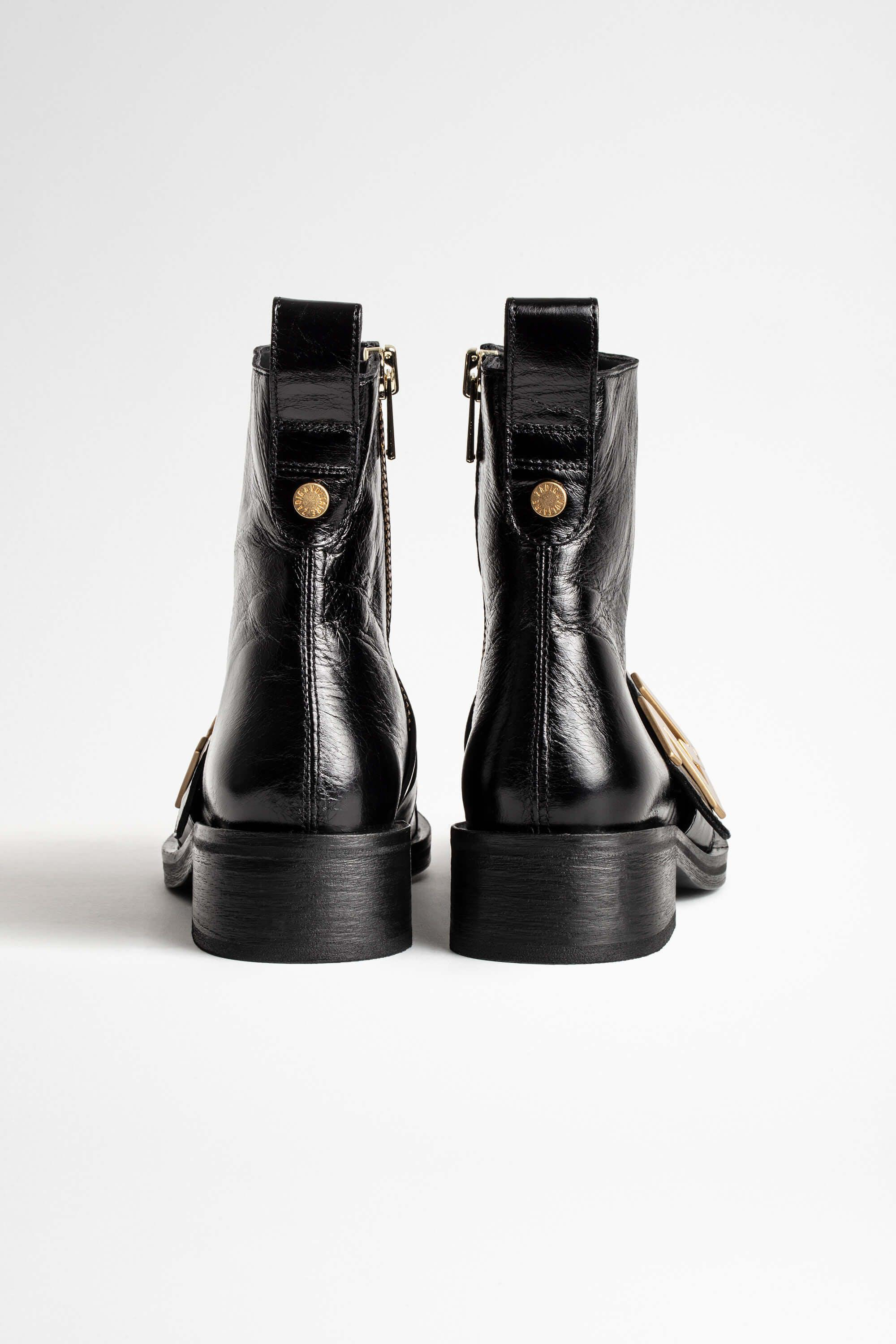 Empress Ankle Boots 3