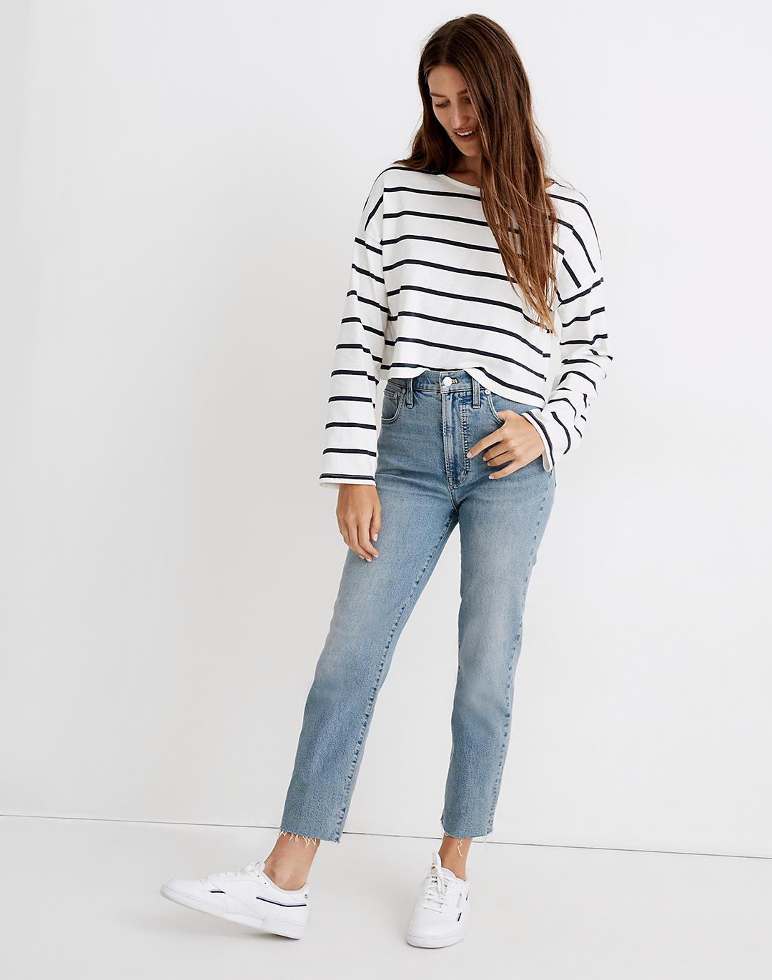 The Perfect Vintage Jean in Ellicott Wash