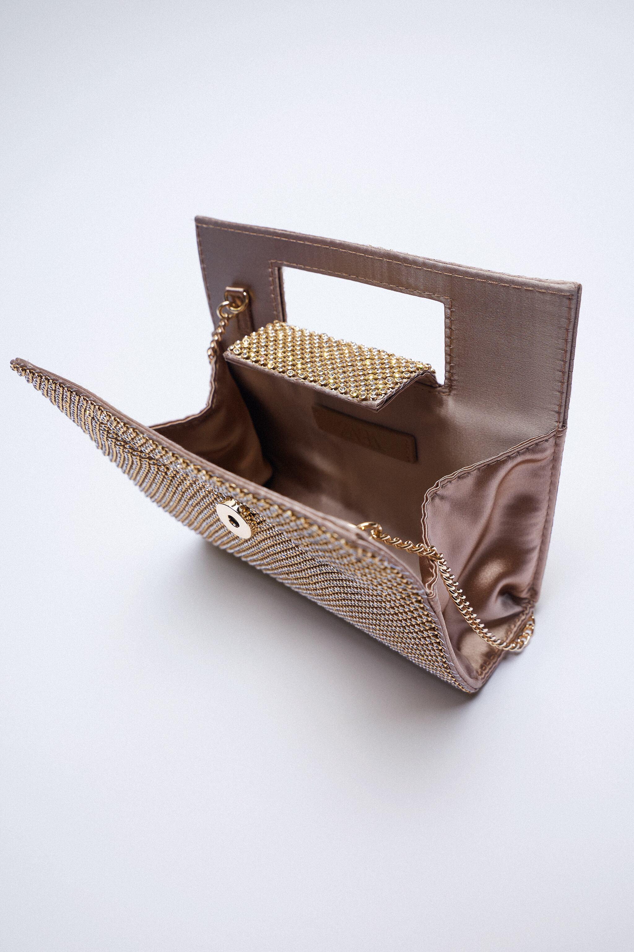 CUT OUT SHIMMERY BOX BAG 4