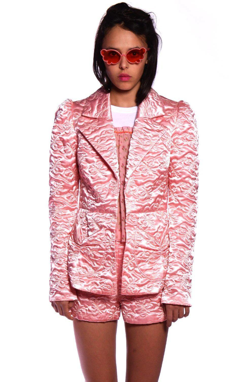 Quilted Butterflies Jacket