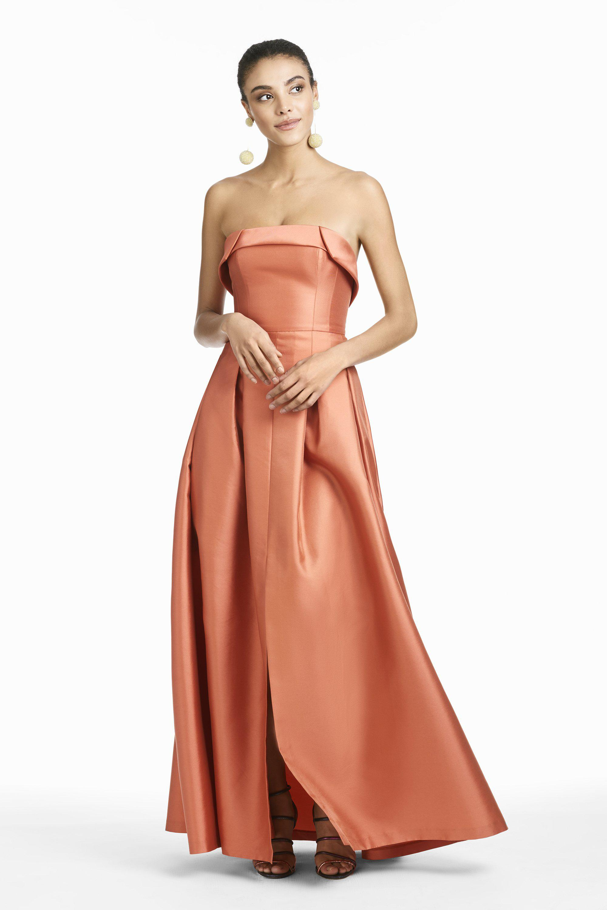Brielle Gown - Ginger