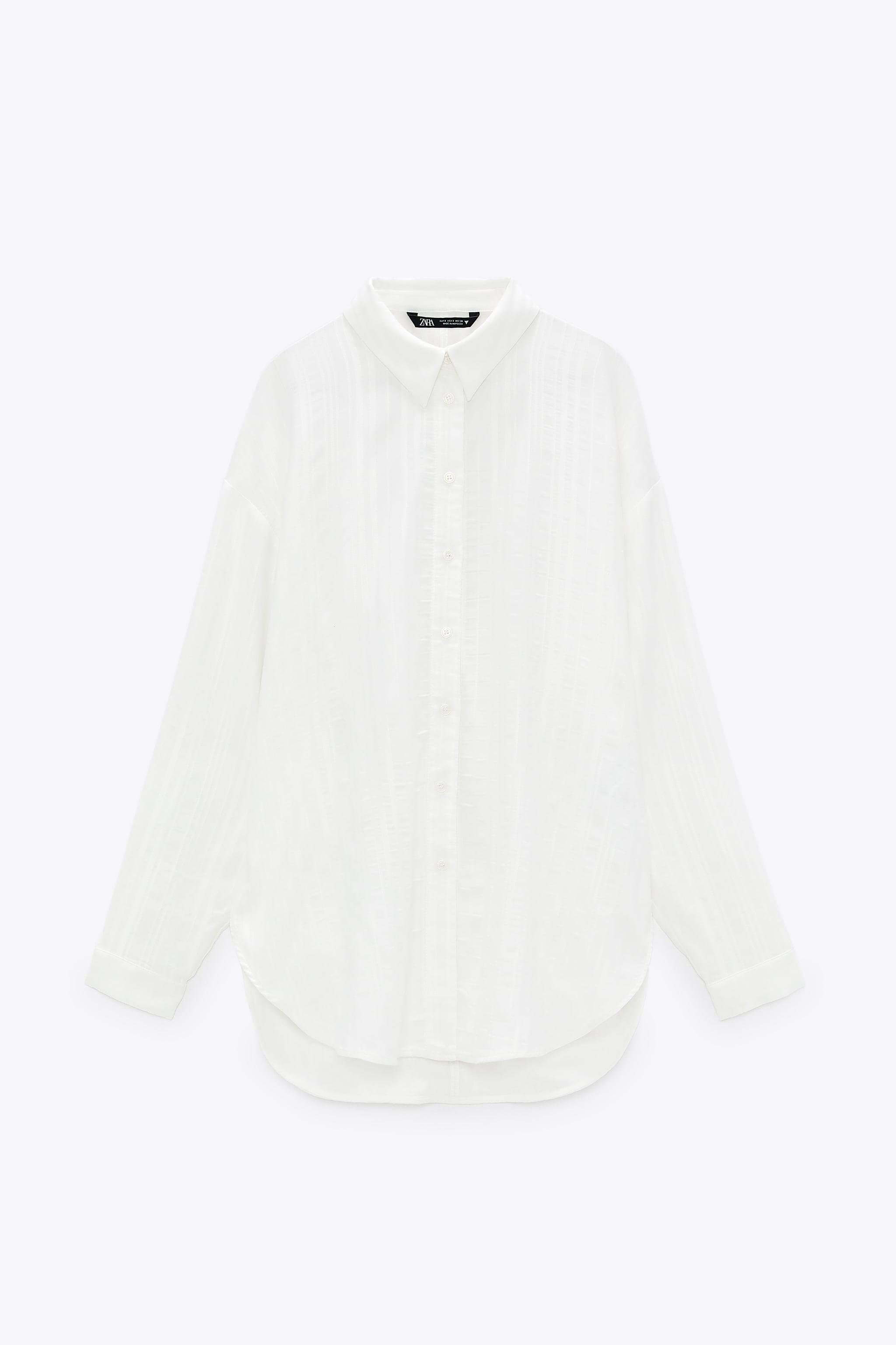 FLOWY KNOTTED SHIRT