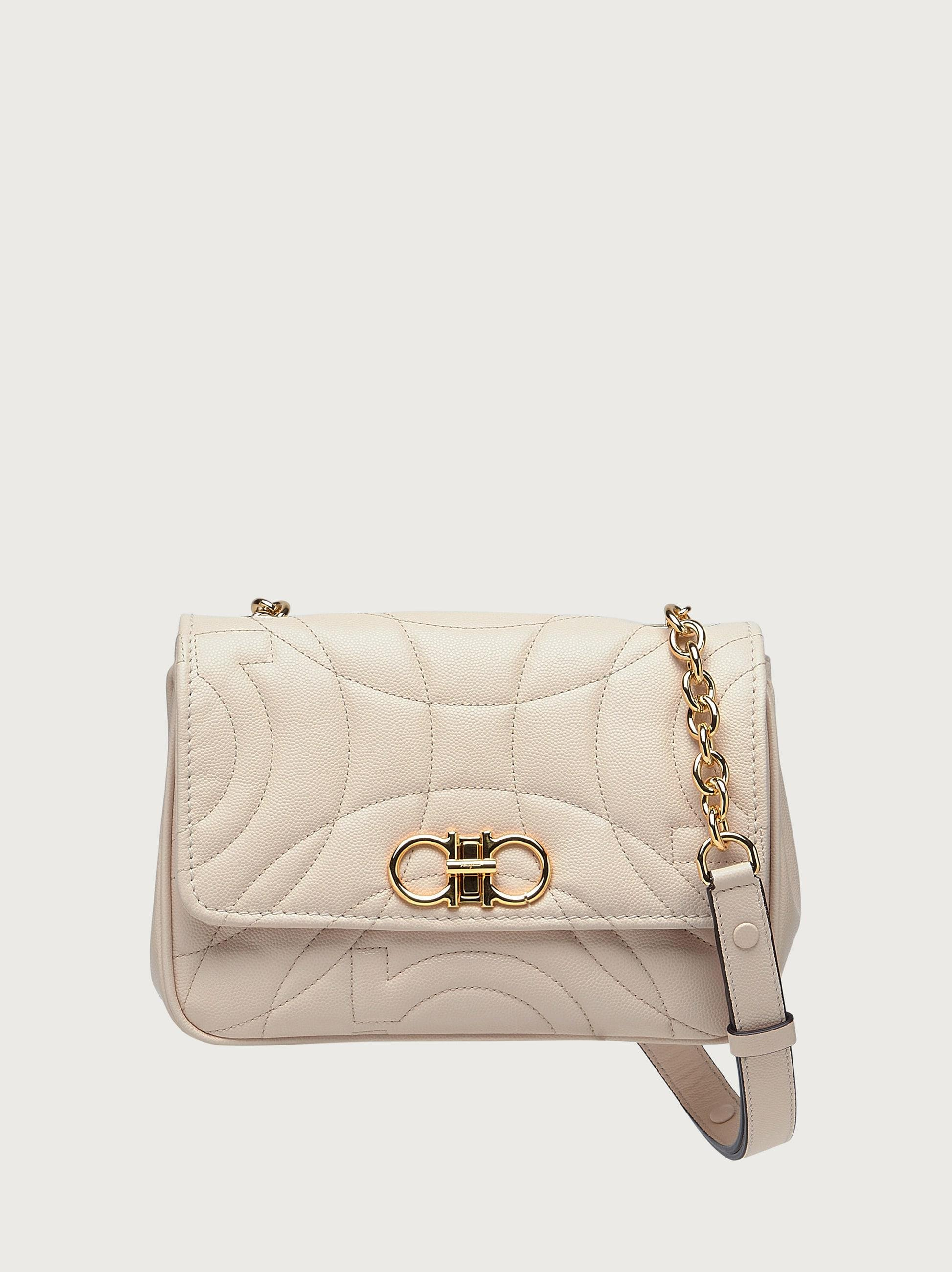 QUILTED GANCINI CROSS BODY BAG (S)