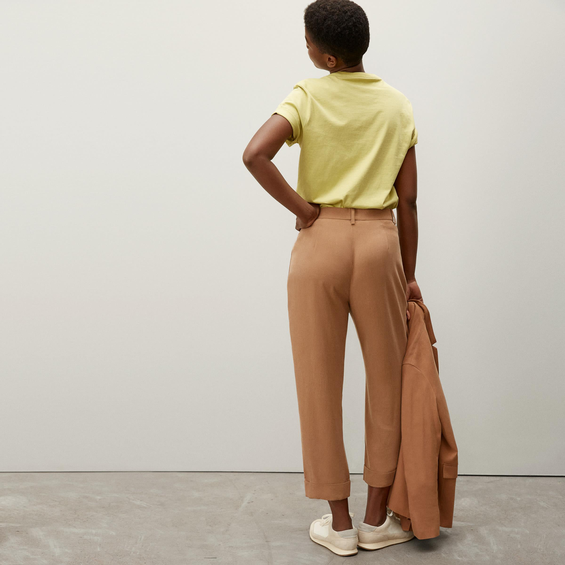 The Put-Together Pleat Pant 3