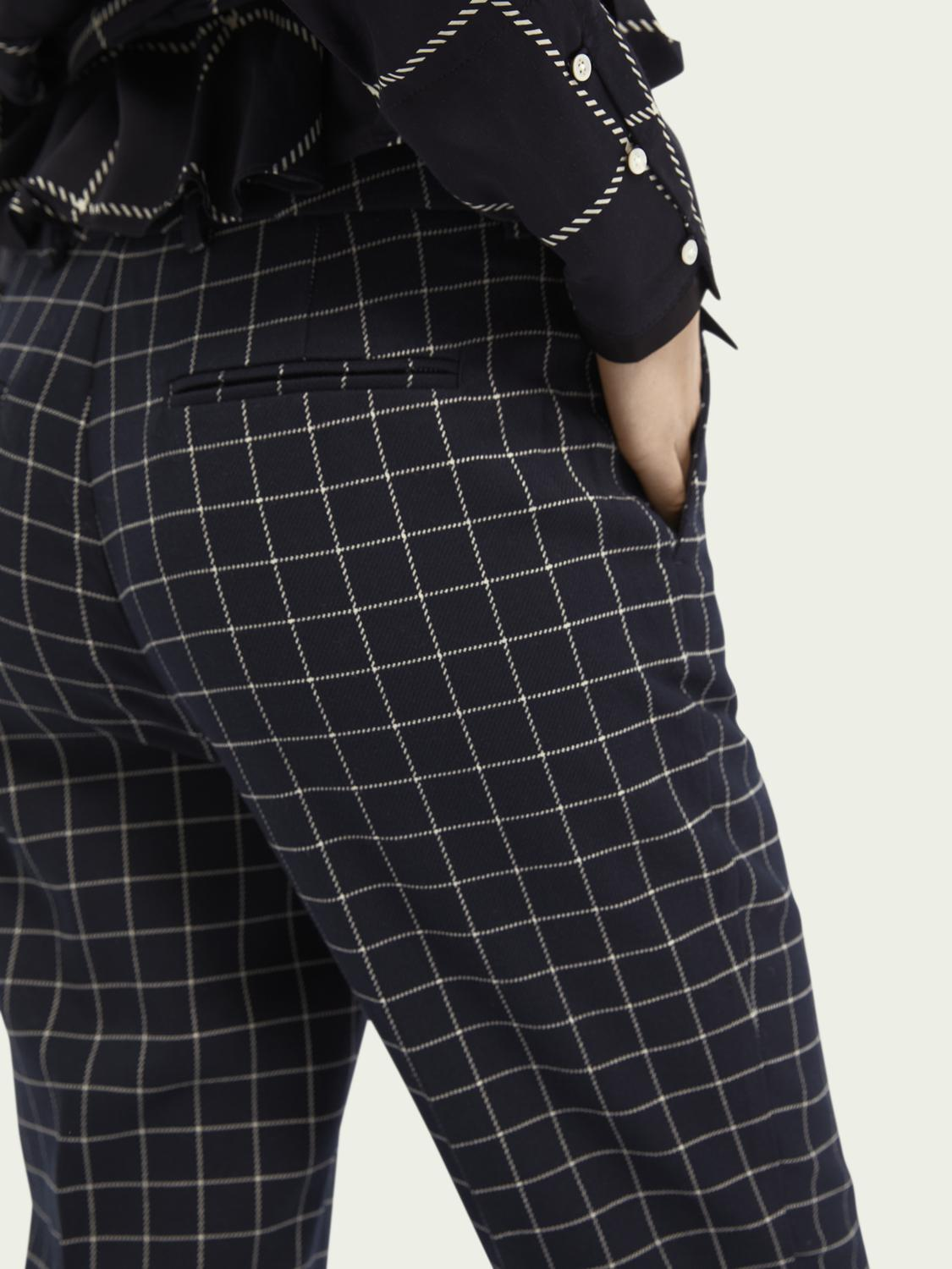 Lowry tailored slim-fit trousers 4
