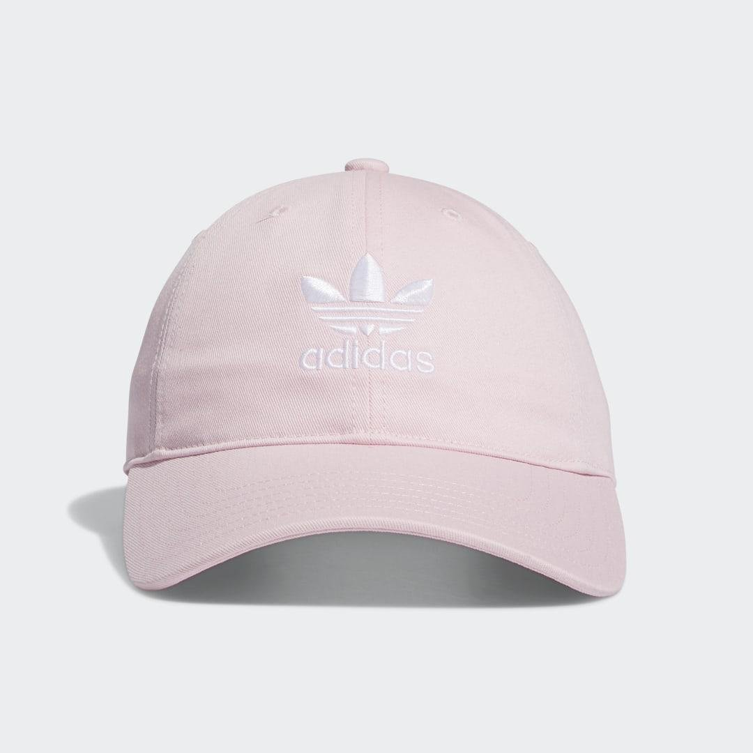 Relaxed Strap-Back Hat Pink - Originals Hats