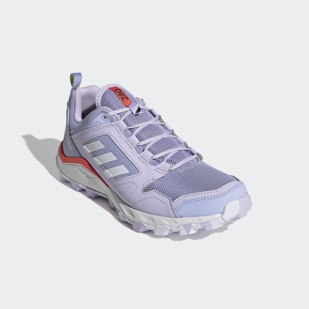 Terrex Agravic TR Trail Running Shoes Violet Tone