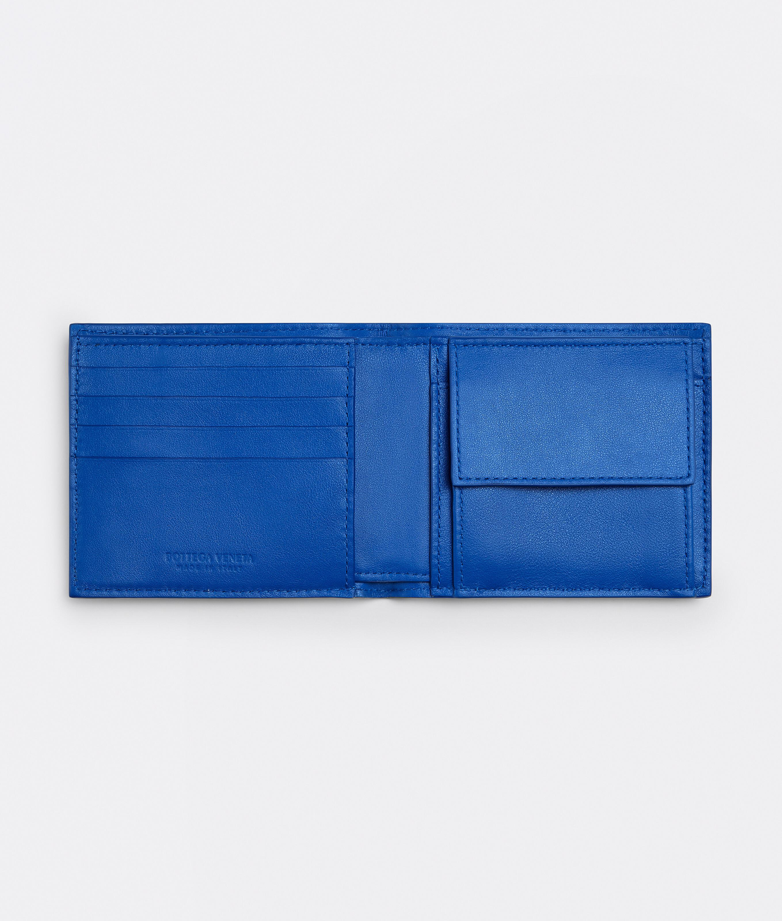 BIFOLD WALLET WITH COIN PURSE 1