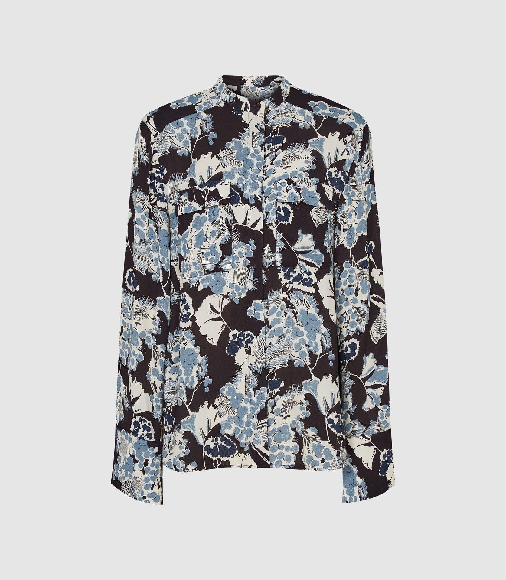 MIKA - FLORAL PRINTED BLOUSE 4