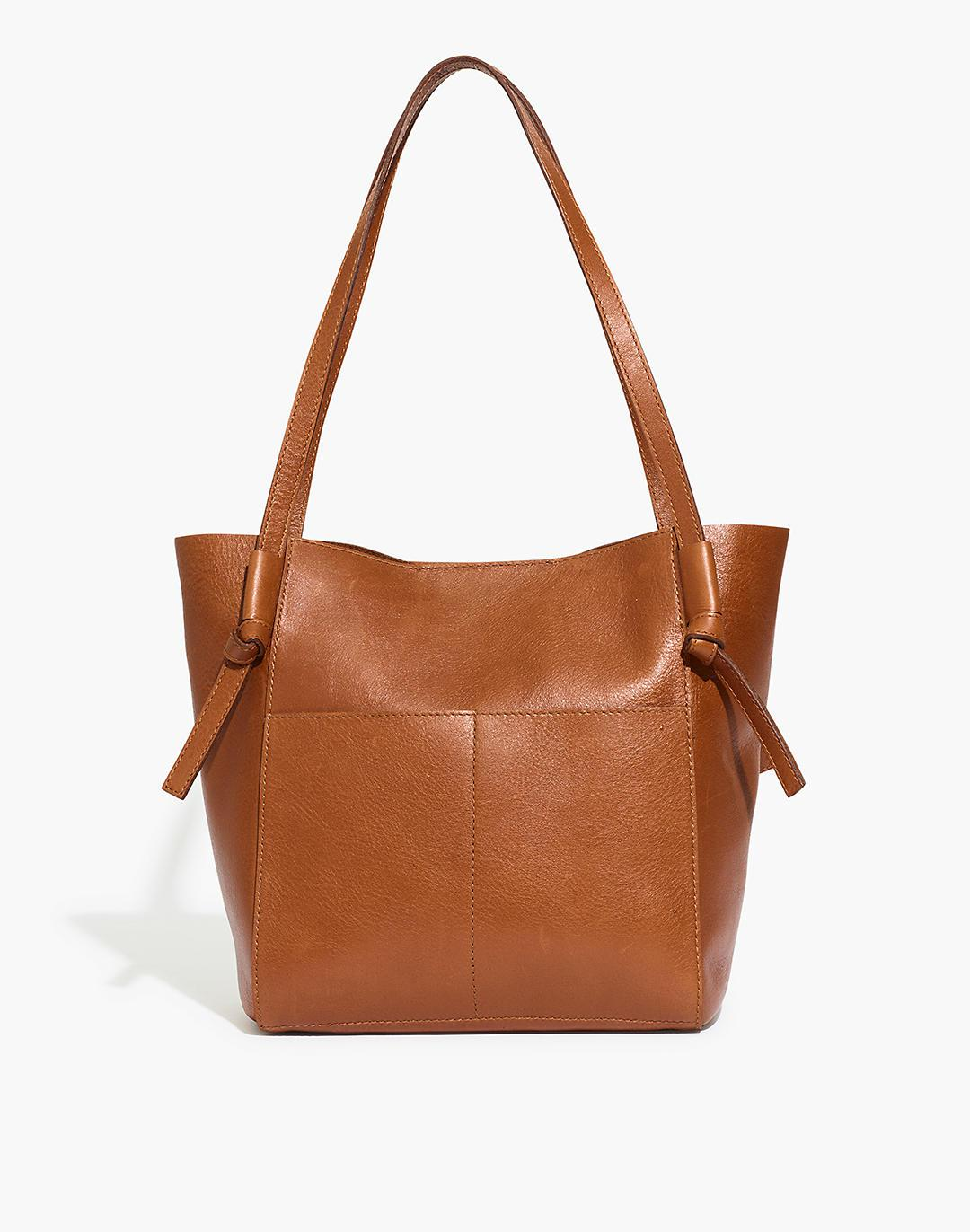The Knotted Tote Bag