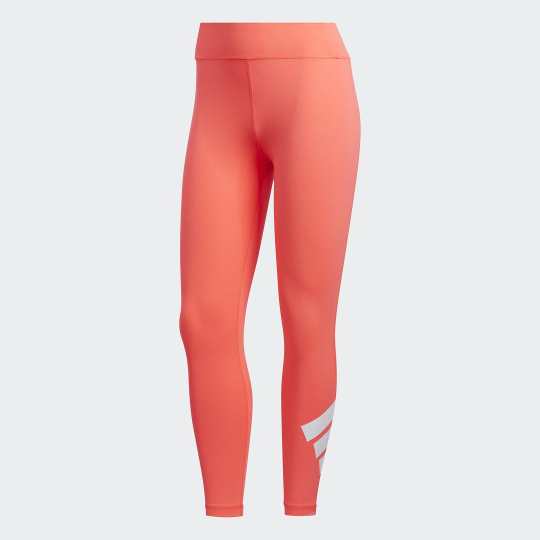 Circuit Badge of Sport 7/8 Tights Signal Pink XL - Womens Training Pants 8
