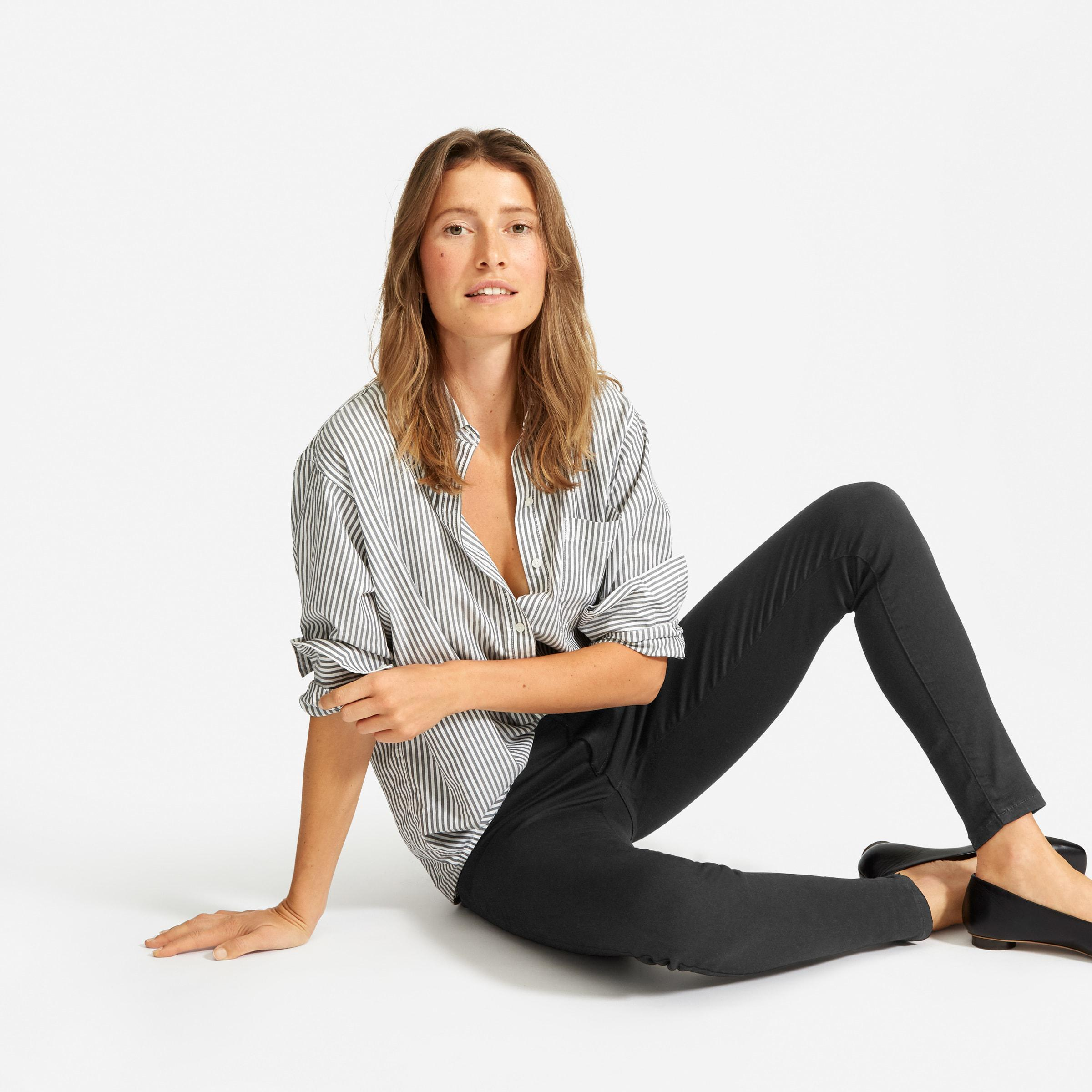 The Authentic Stretch Mid-Rise Skinny 3