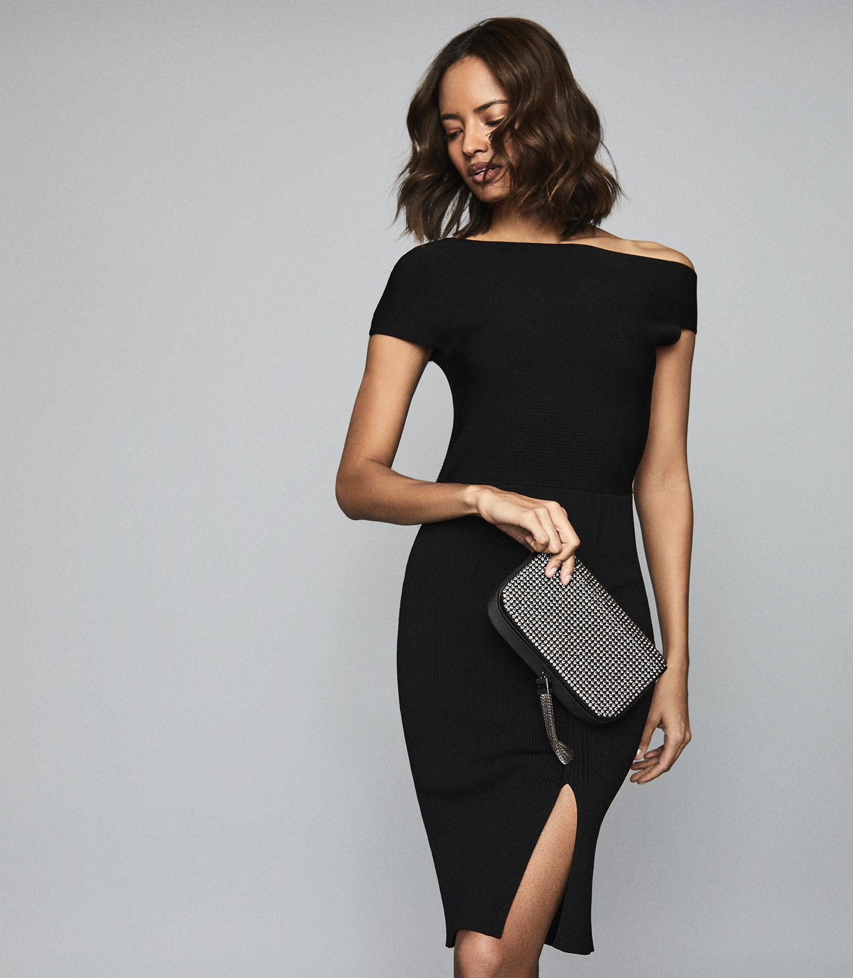 LAVINIA - KNITTED BODYCON DRESS 4