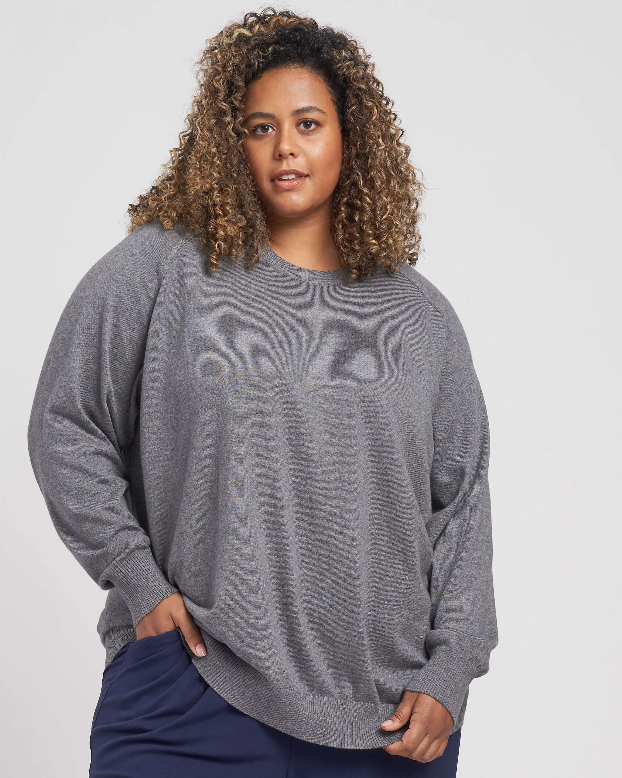 Eco Relaxed Core Sweater