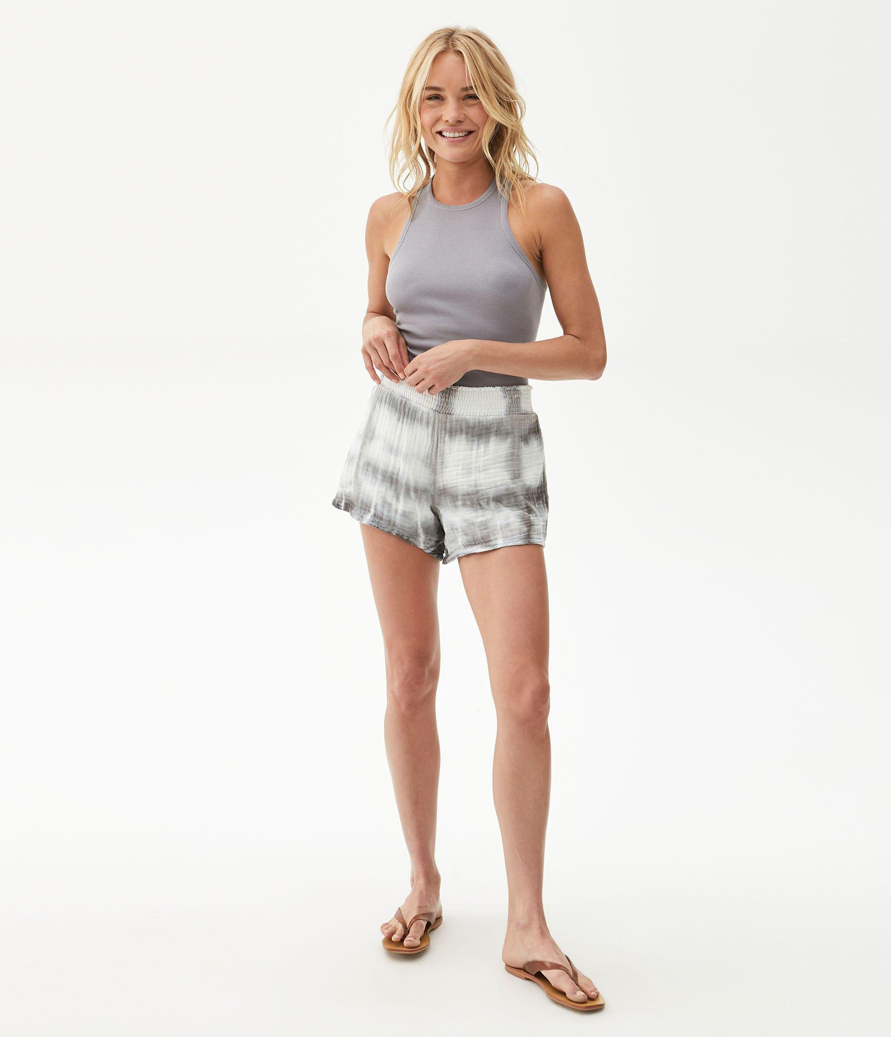 Peggy Tie Dyed Short