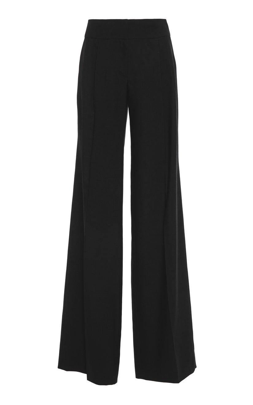 Pleat Front Relaxed Trouser