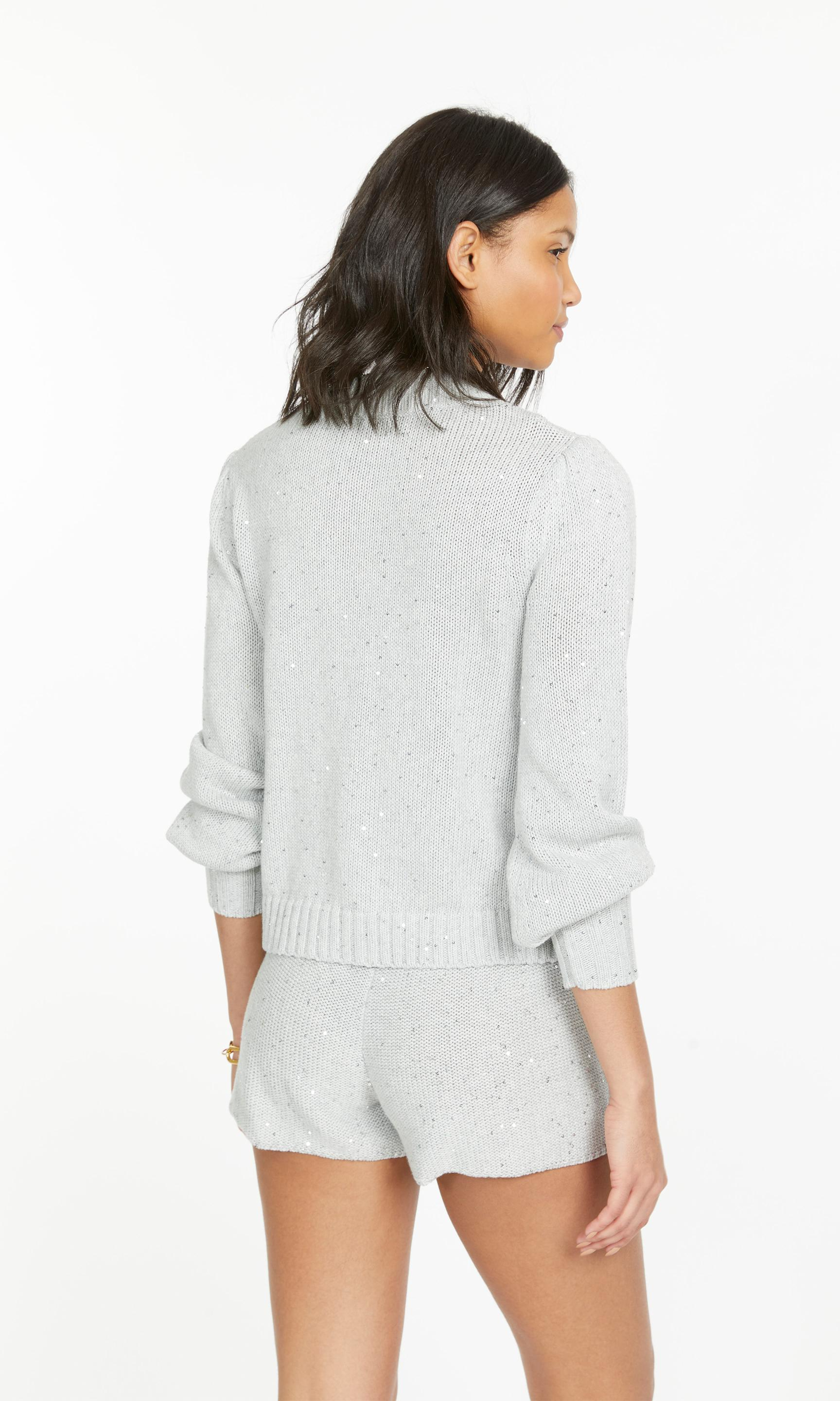 Lowell Sequin Knitted Cardigan 5