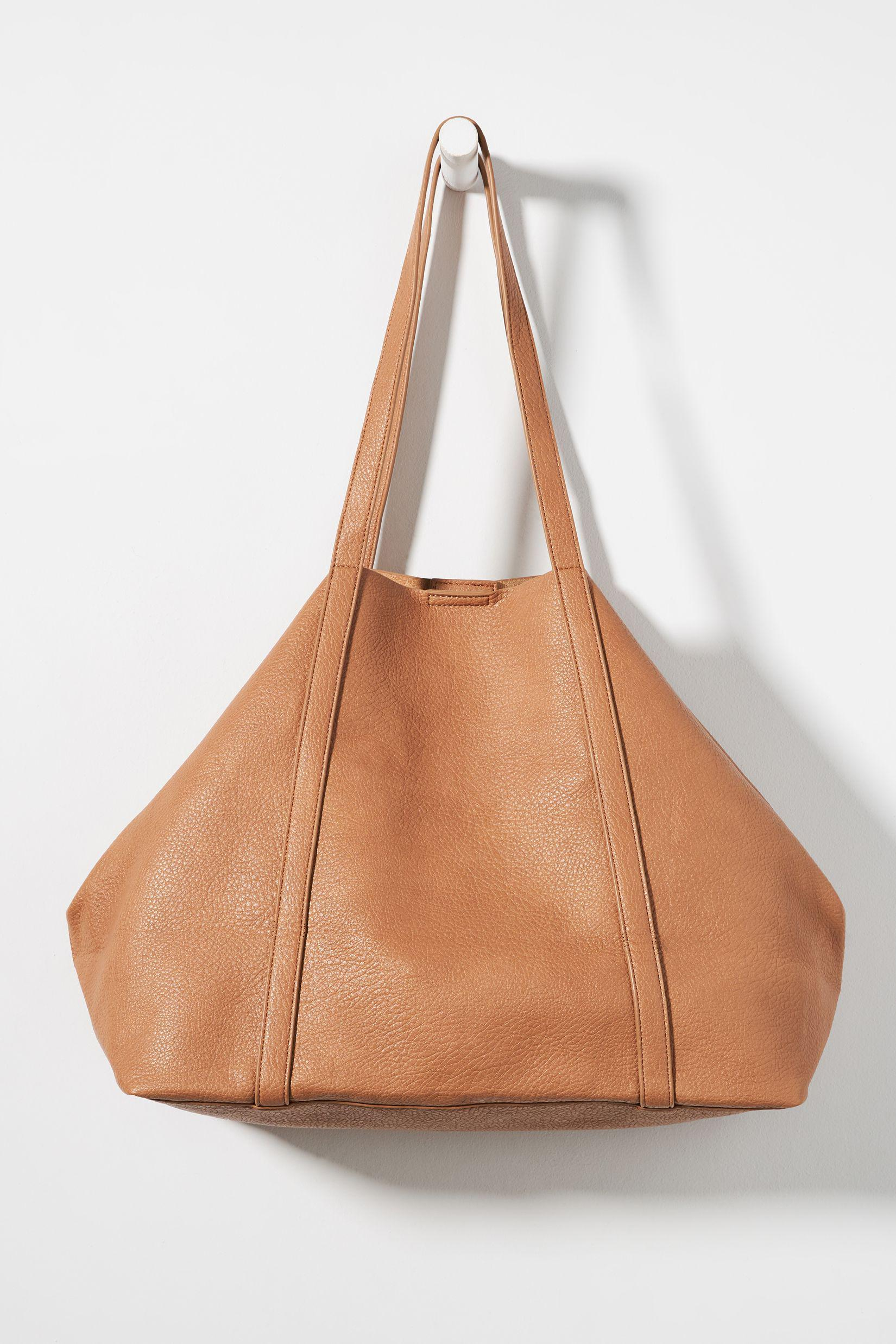 Slouchy Tote Bag