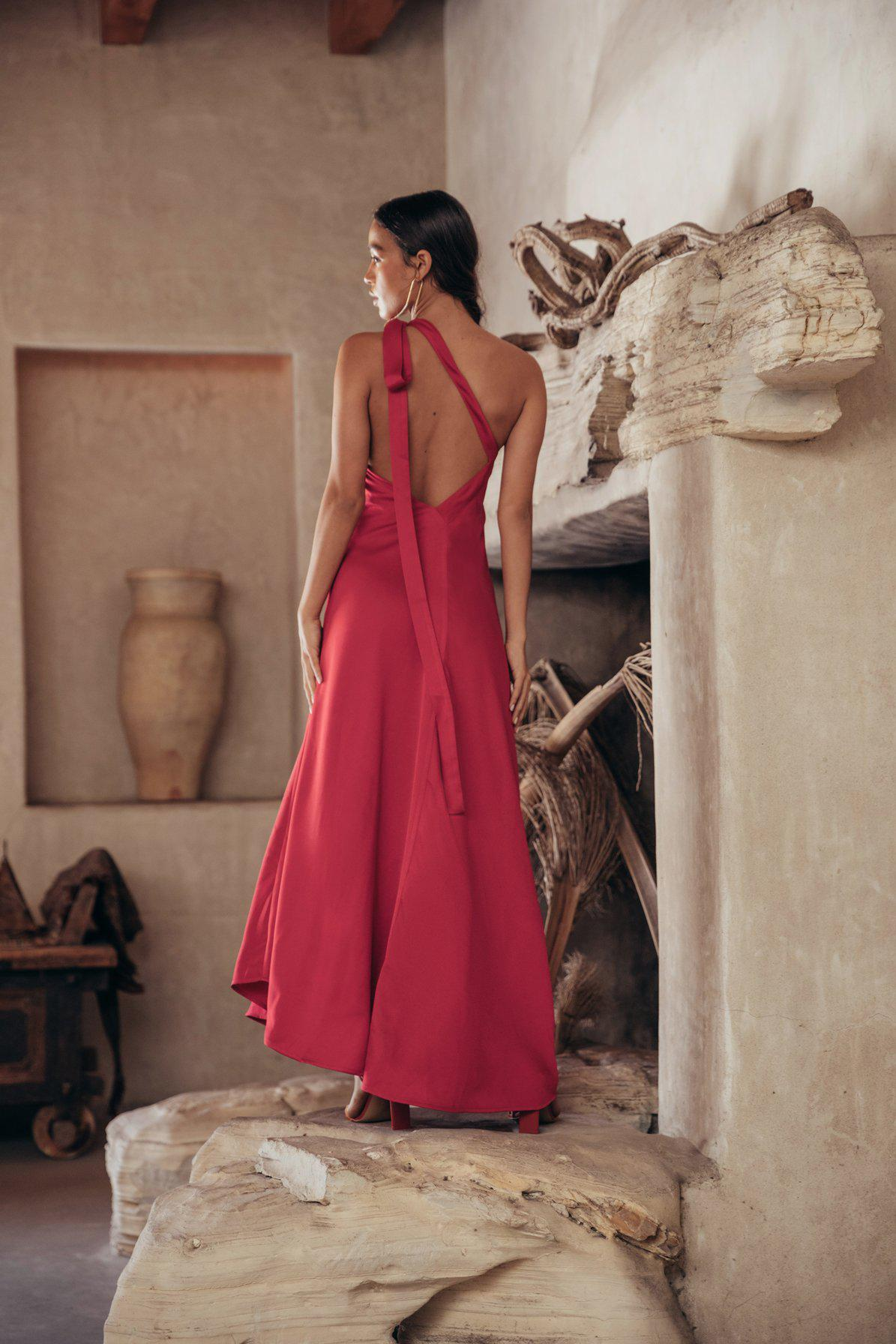 FLORENCE GOWN - PEONY 1