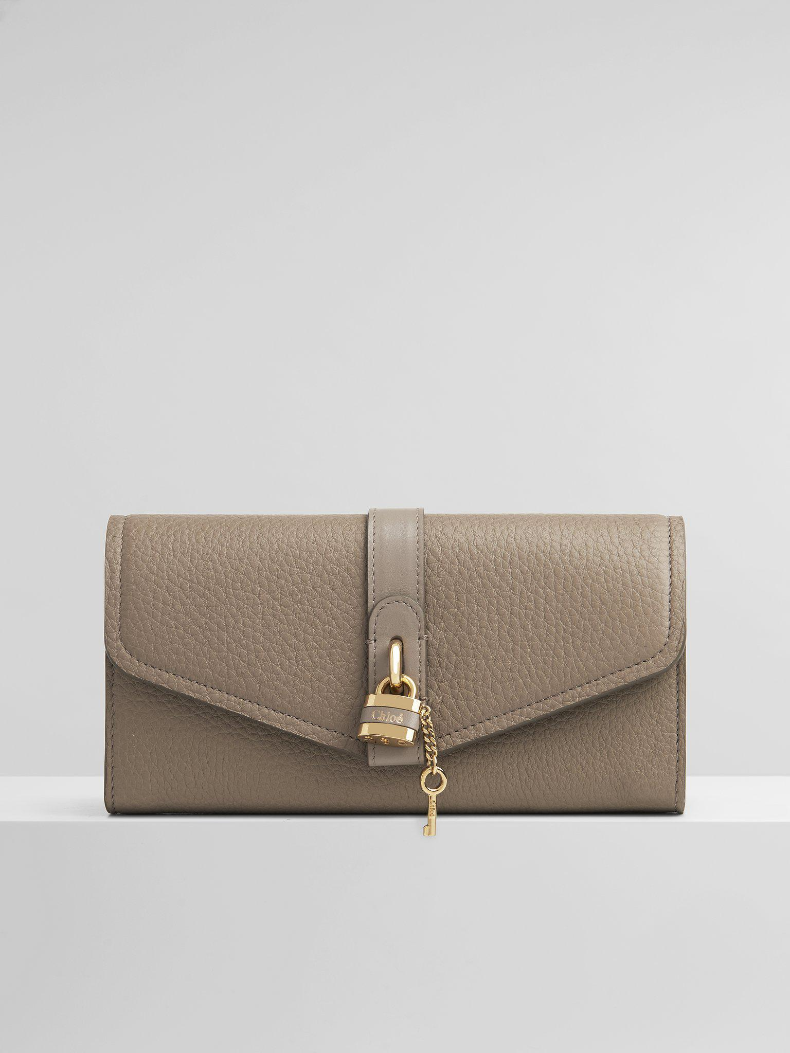 ABY LONG WALLET WITH FLAP