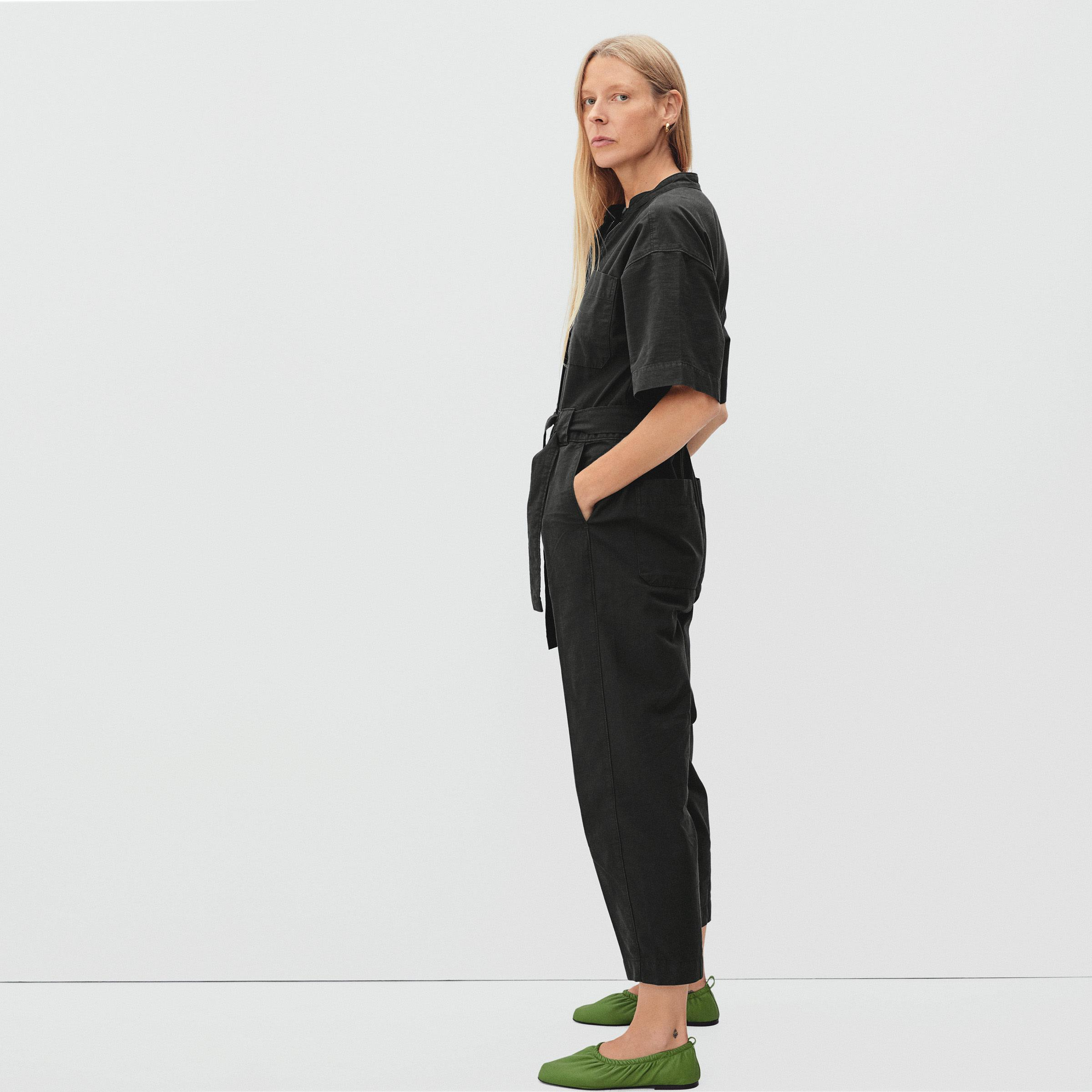 The Fatigue Short-Sleeve Jumpsuit 3