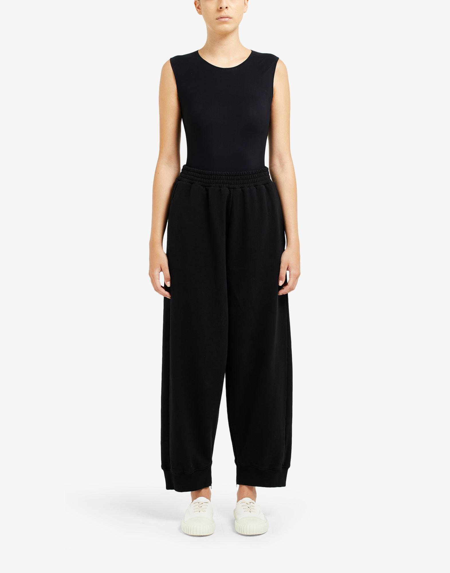 Oversized tracksuit trousers