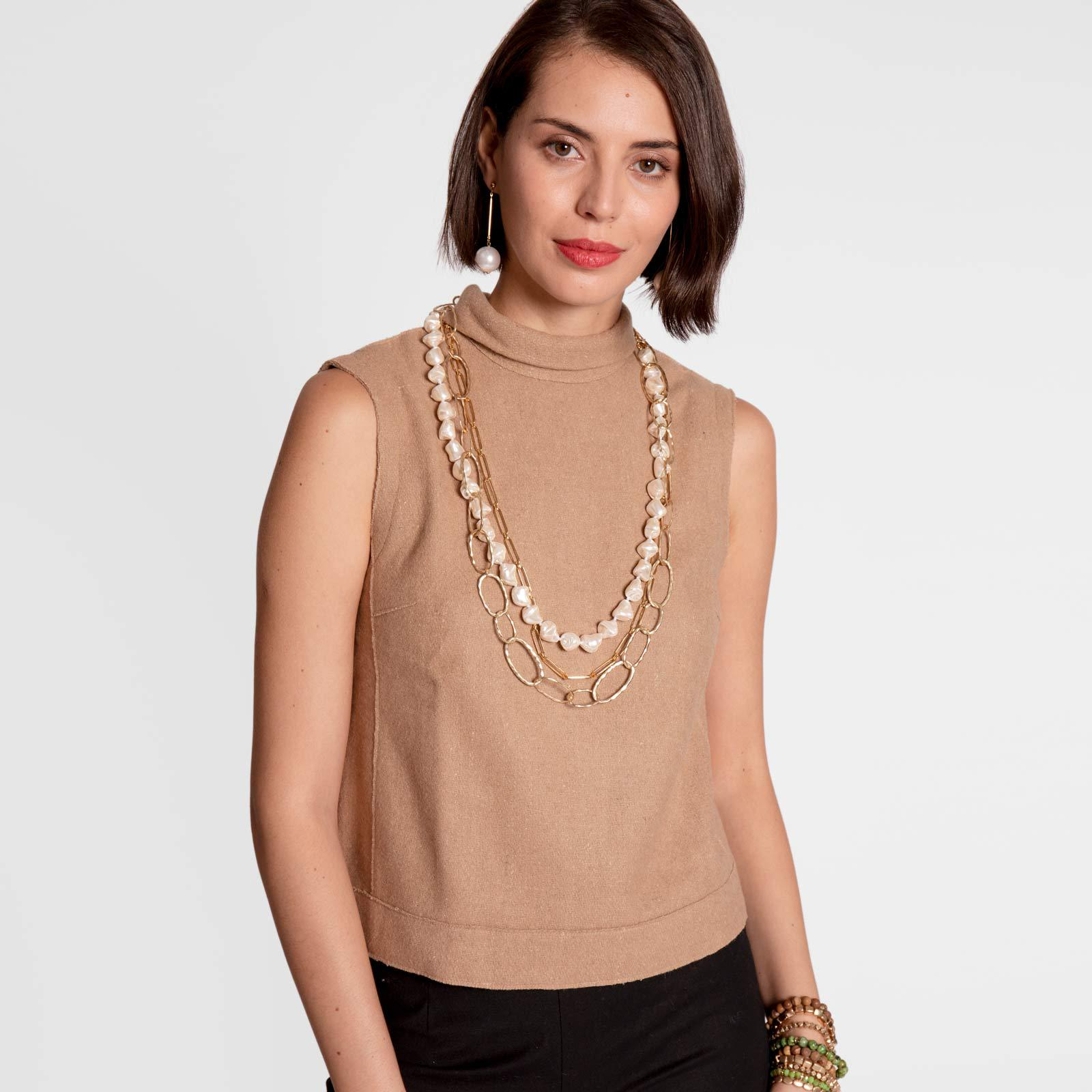 Colette Wool Shell Camel