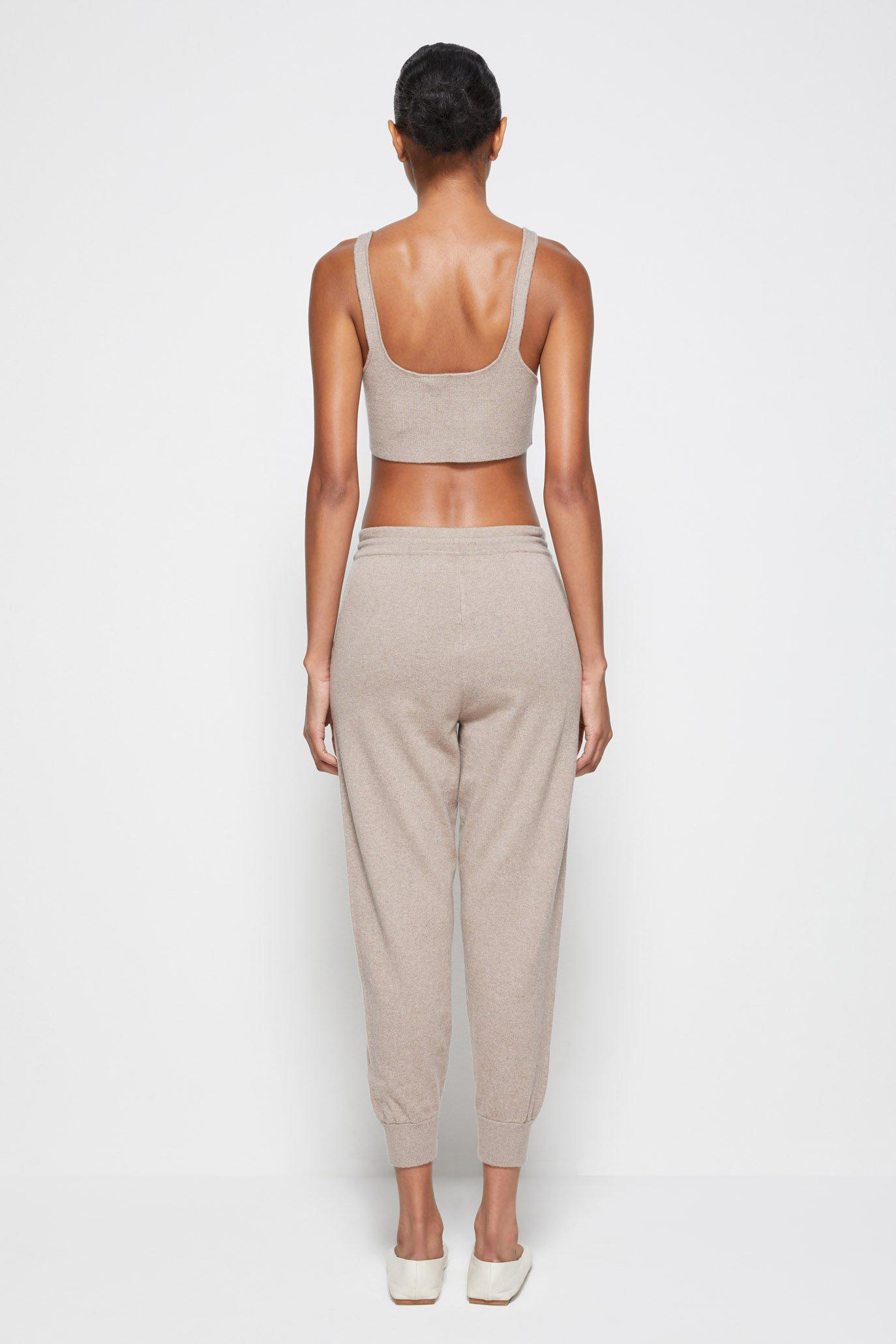 Off-Duty Cashmere Joggers 5