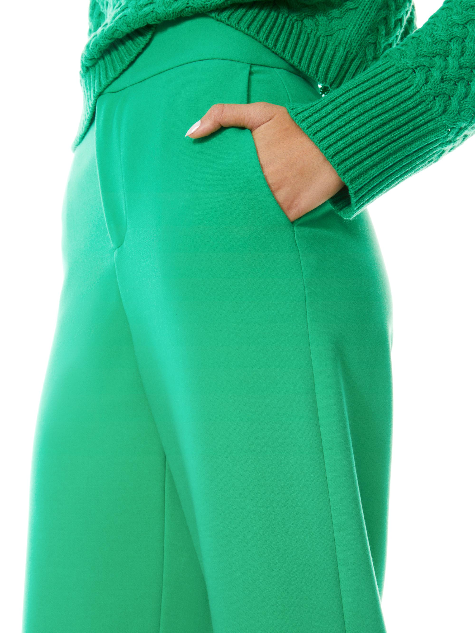 DYLAN HIGH WAISTED WIDE LEG PANT 4