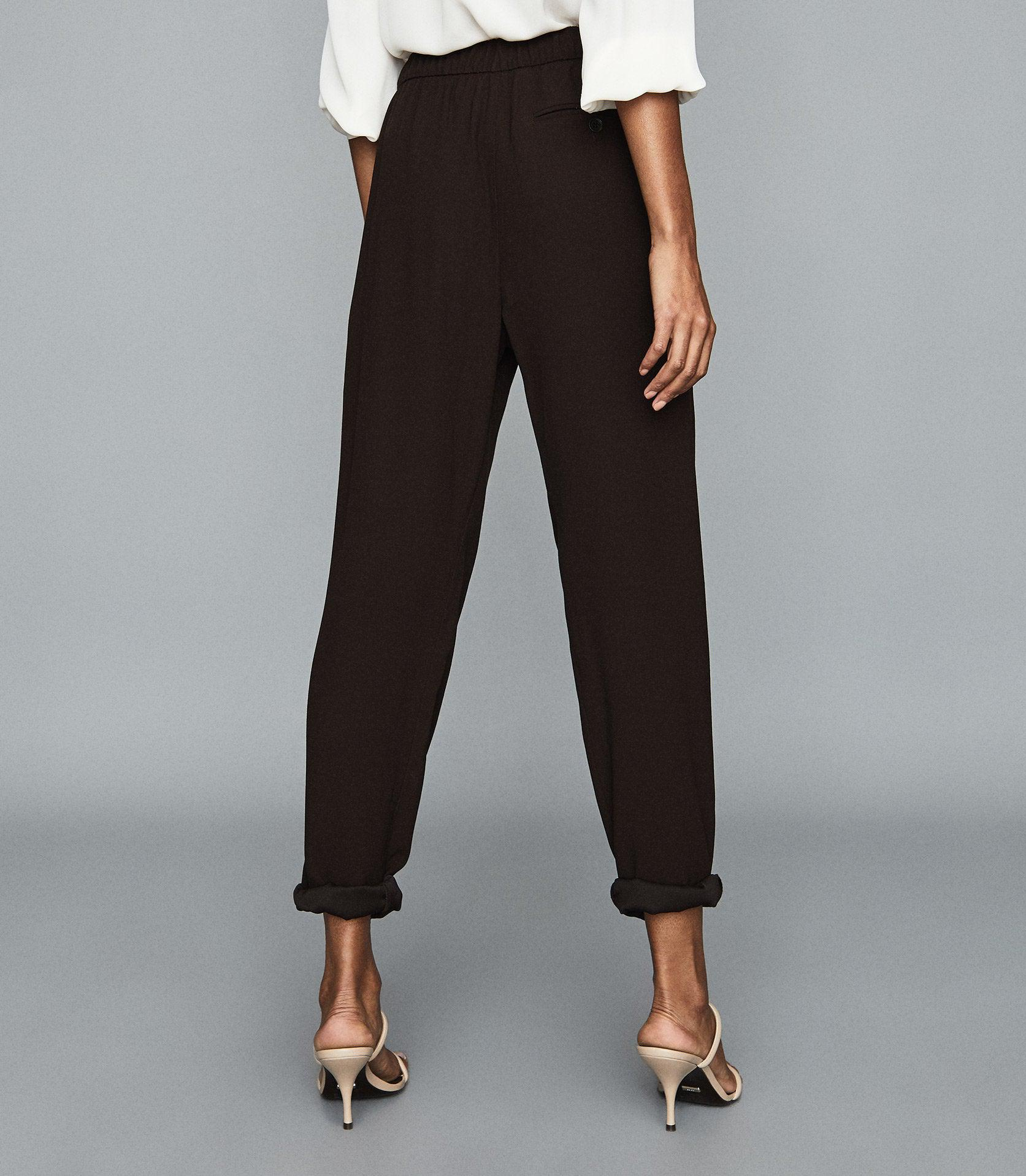 ROXY - RELAXED FIT TAPERED TROUSERS 3