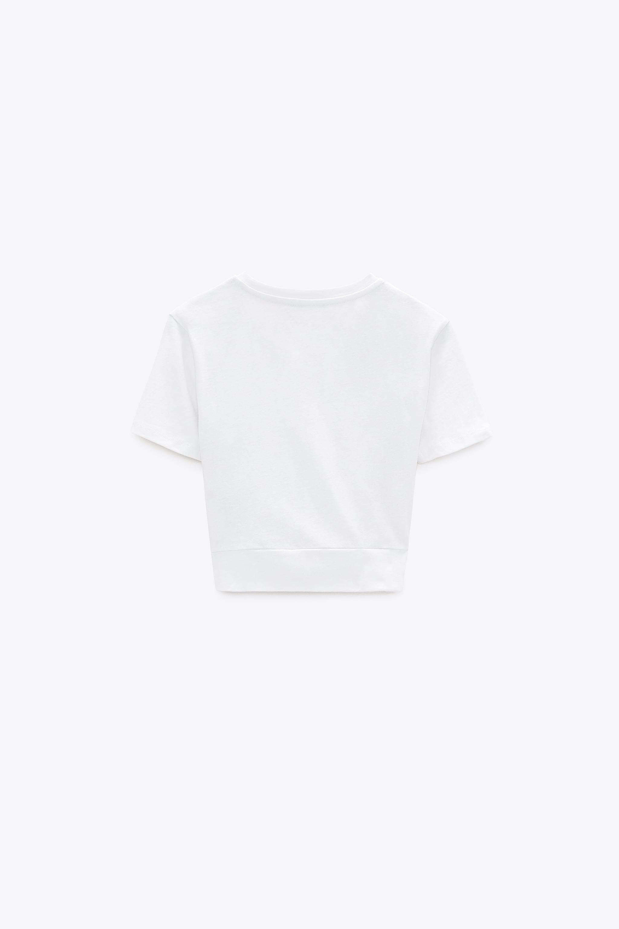KNOTTED T-SHIRT 2