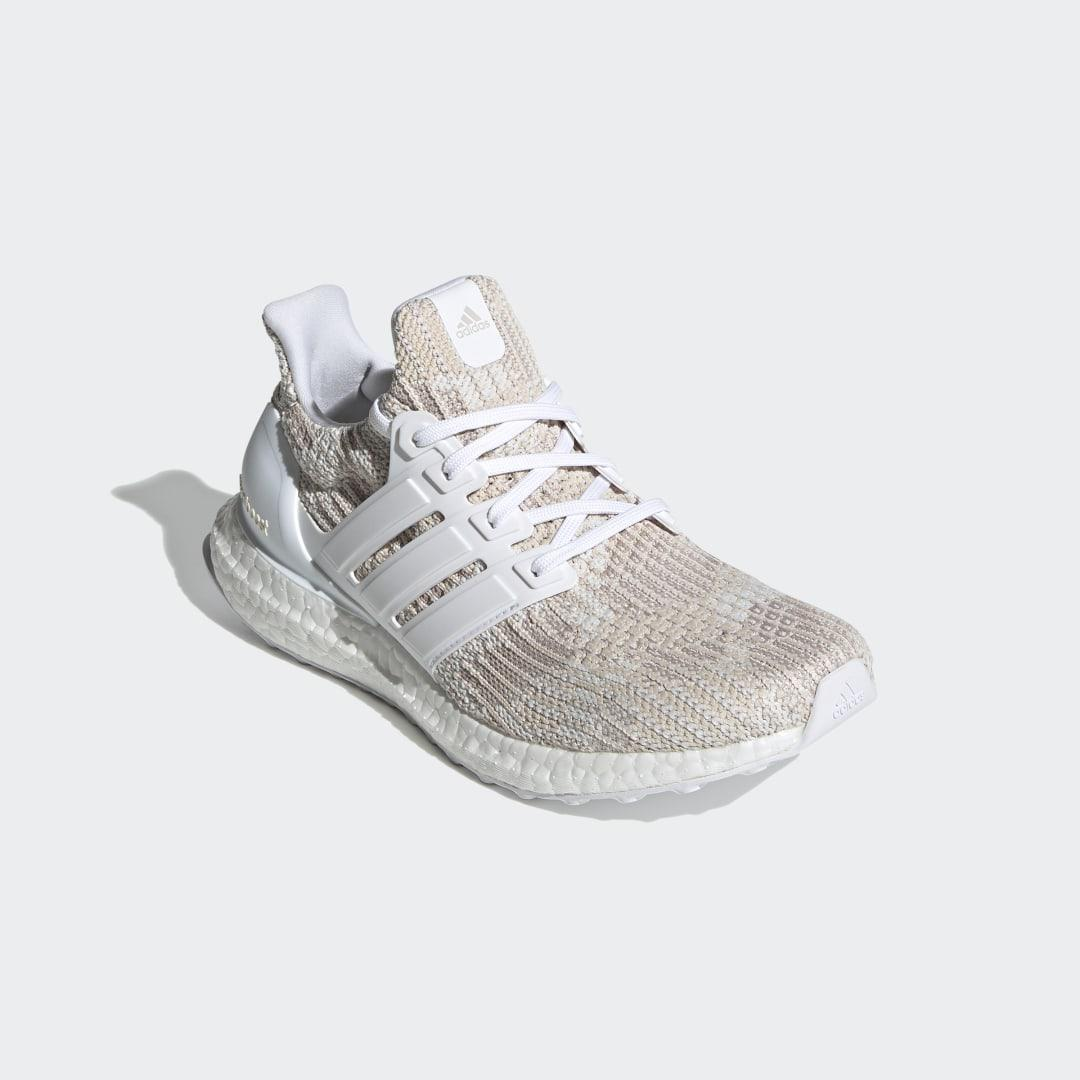 Ultraboost 4.0 DNA Shoes White 11.5 - Womens Running Shoes
